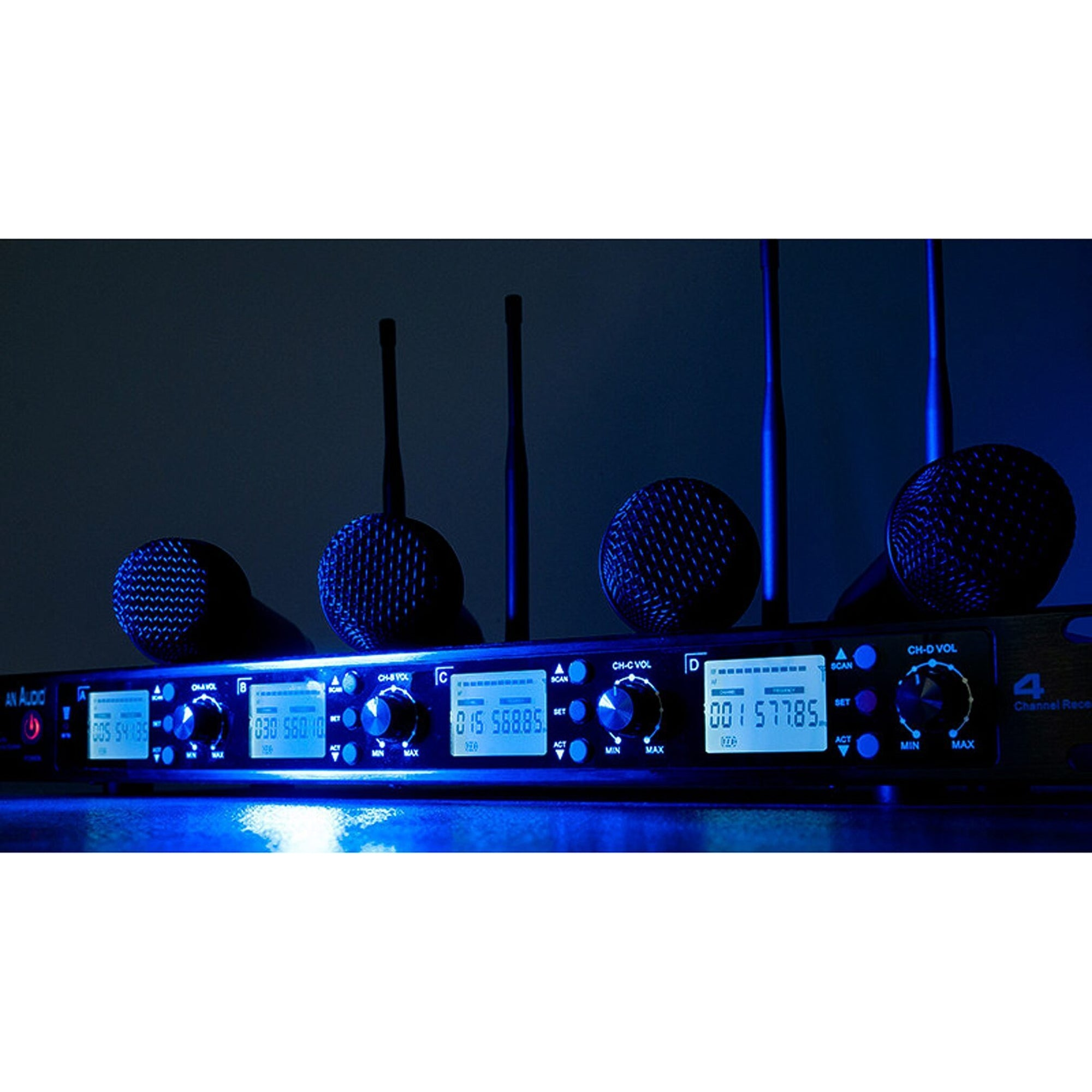 American Audio WM419 Wireless Microphone System