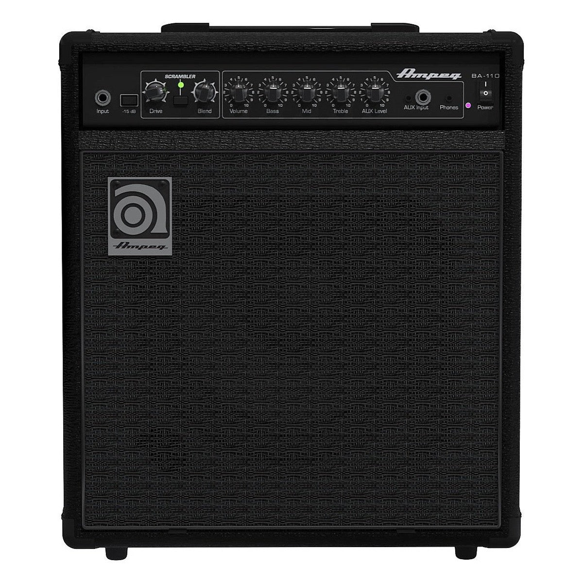 Ampeg BA-110v2 Bass Combo Amplifier