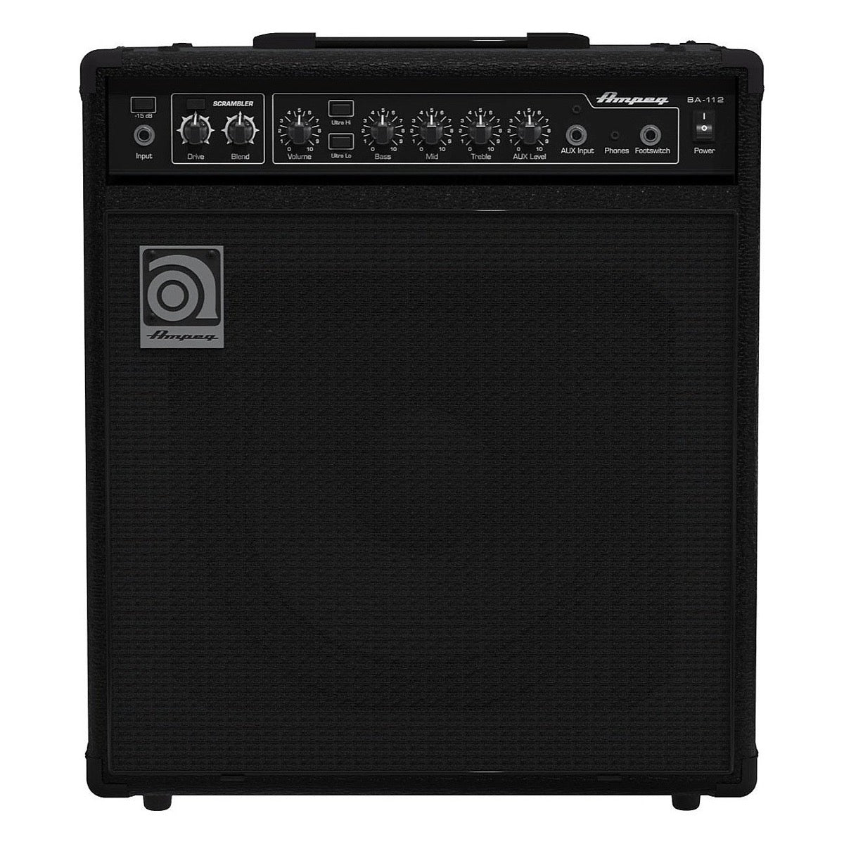 Ampeg BA-112v2 Bass Combo Amplifier