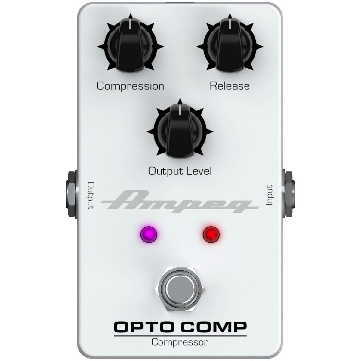 Ampeg Opto Comp Optical Compressor Pedal