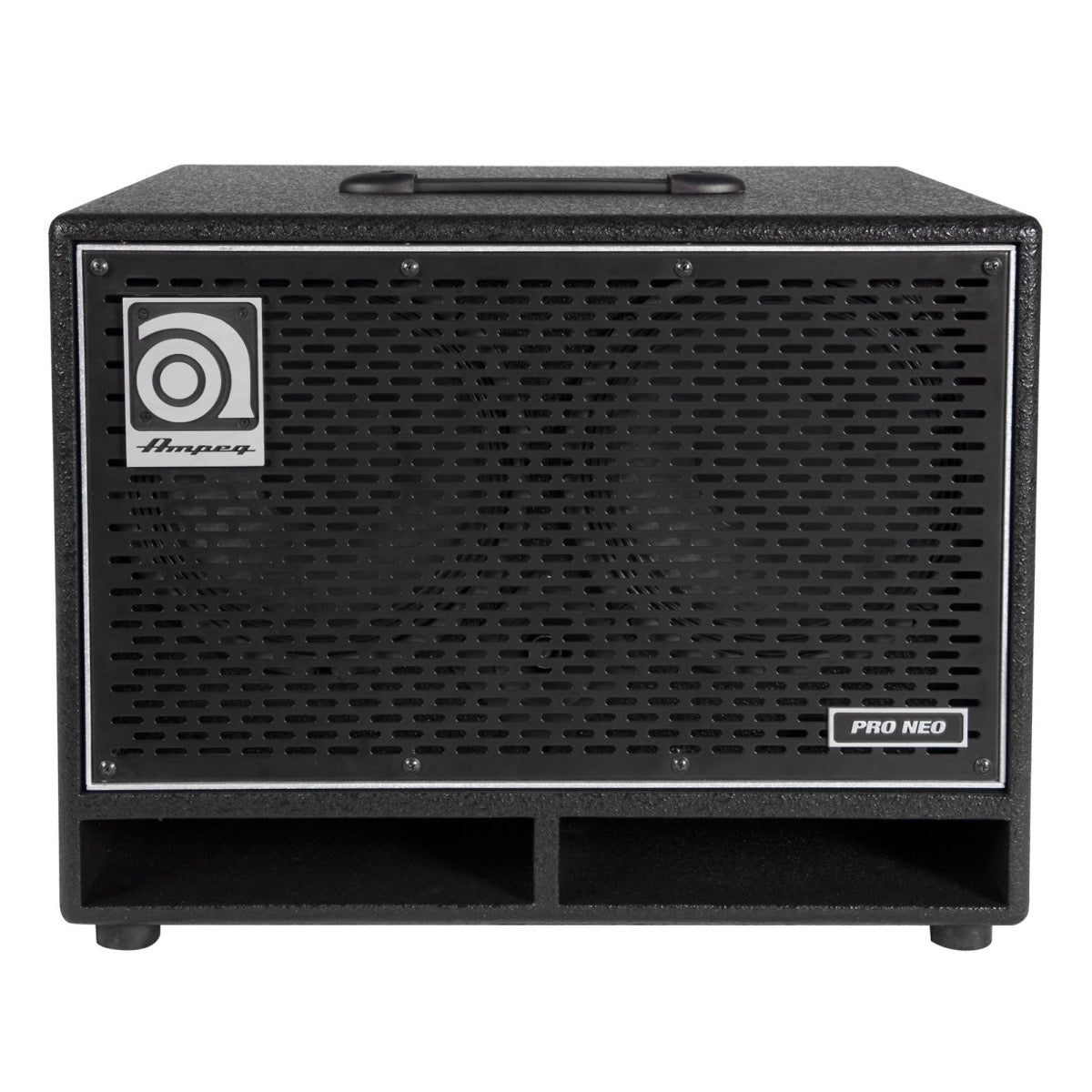 Ampeg PN-210HLF PRO NEO Bass Cabinet (550 Watts, 2x10 Inch)