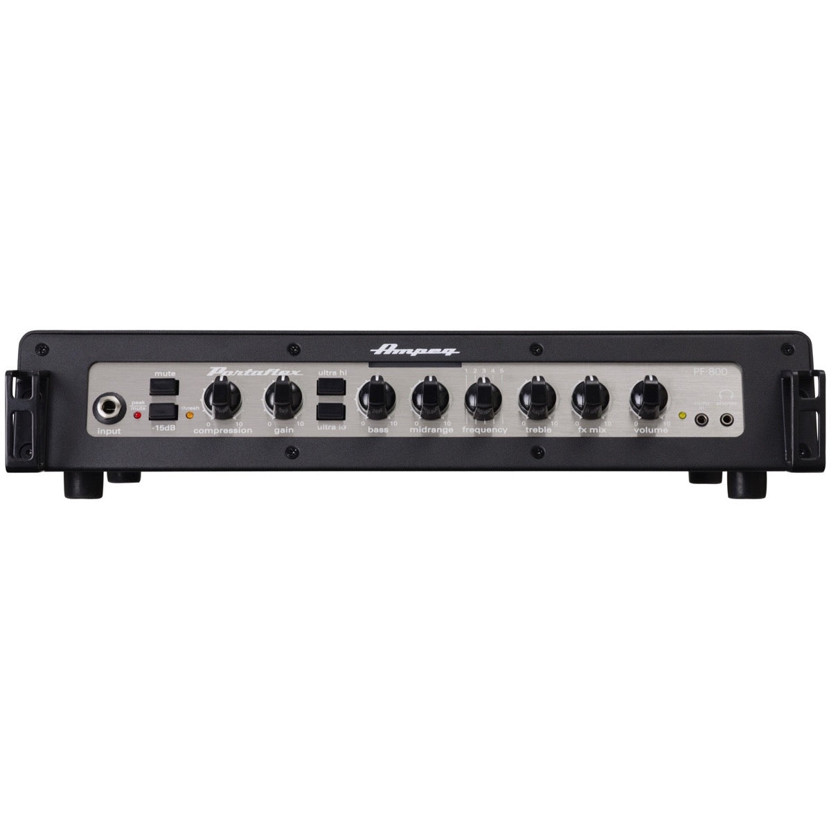 Ampeg Portaflex PF800 Bass Amplifier Head, 800 Watts