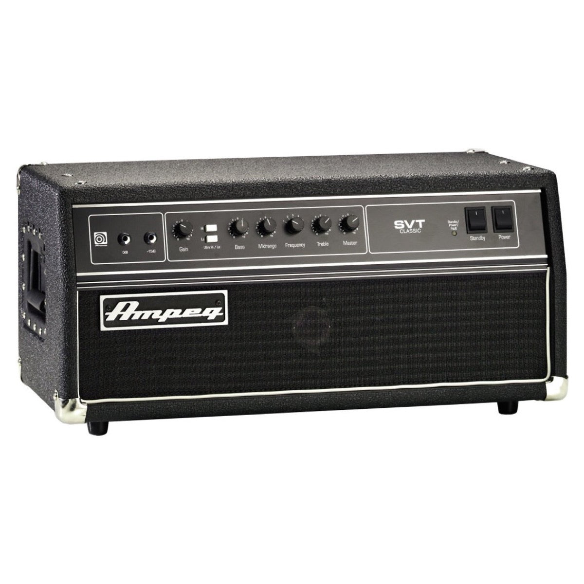 Ampeg SVT-CL Classic Bass Amplifier Head (300 Watts)