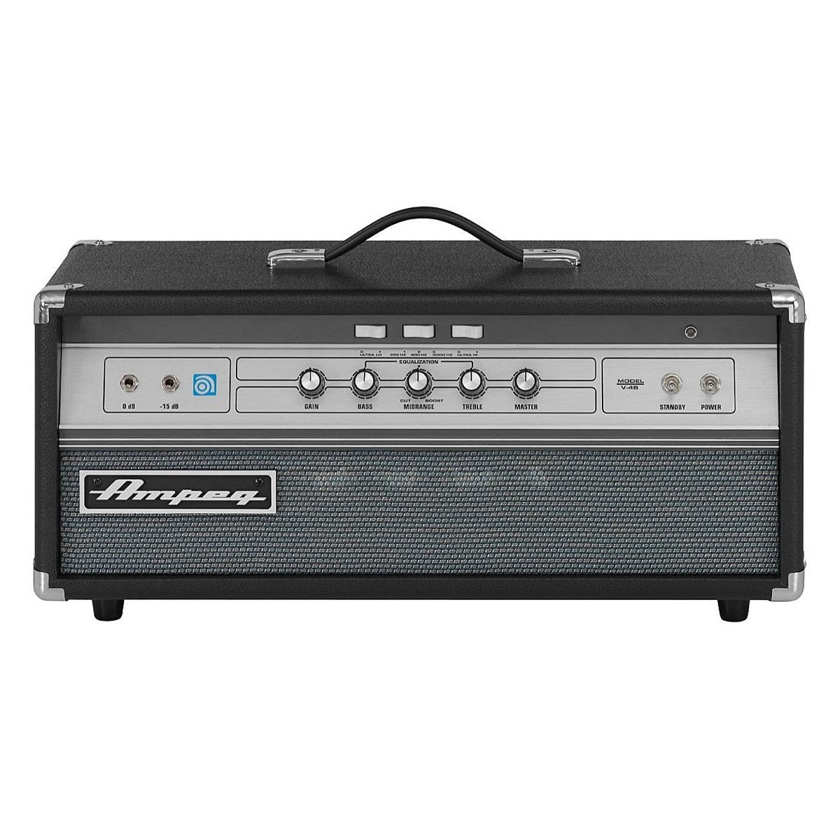Ampeg V-4B Bass Amplifier Head (100 Watts)