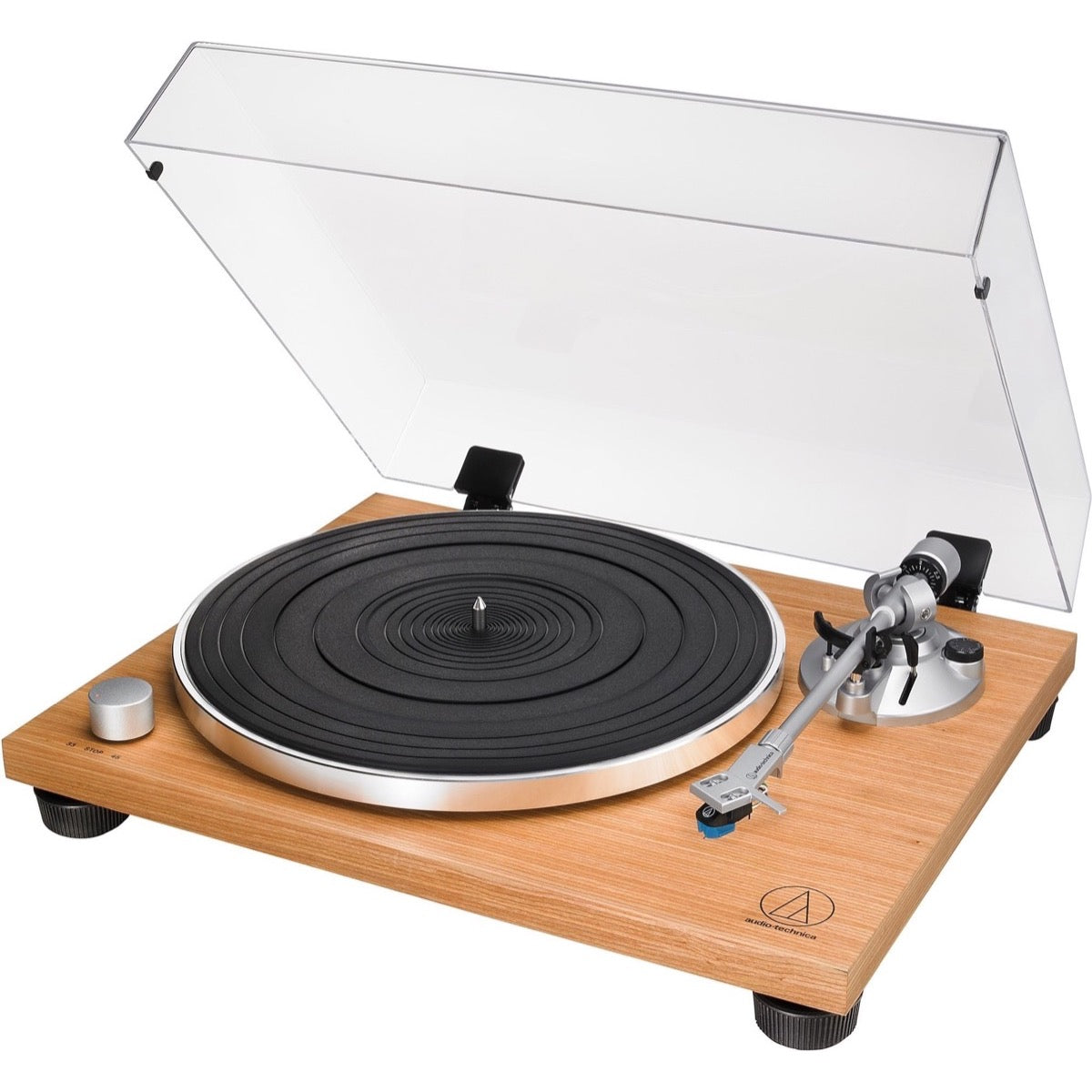 Audio-Technica AT-LPW30TK Belt-Drive Turntable