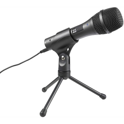 Audio-Technica AT2005USB Dynamic Handheld USB and XLR Microphone
