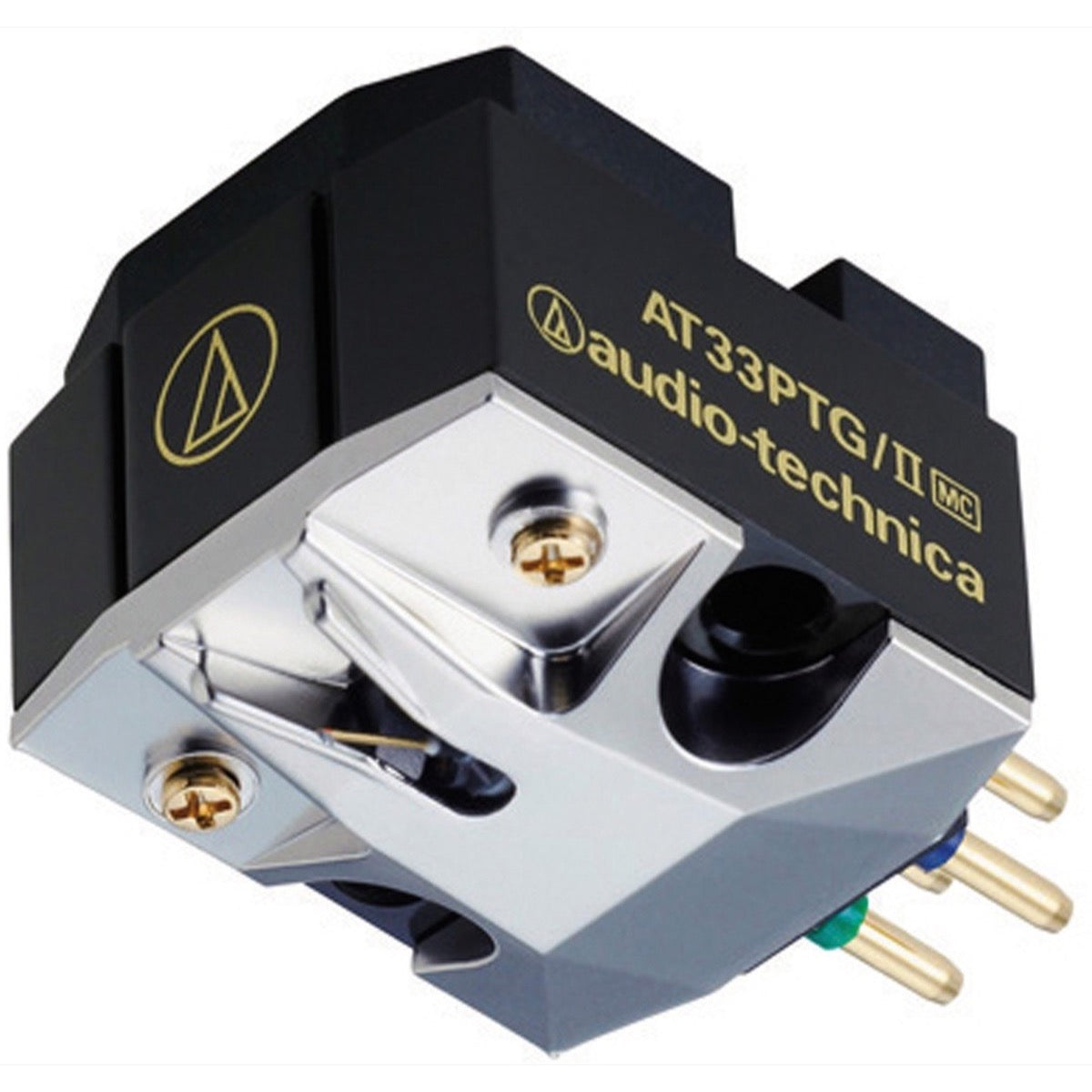 Audio-Technica AT33PTGII Dual Moving Coil Cartridge