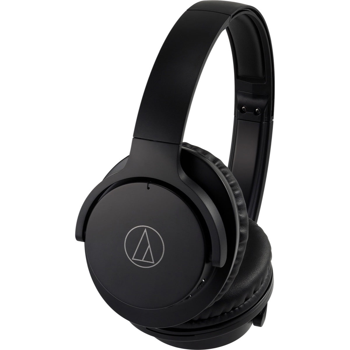 Audio-Technica ATH-ANC500BT Noise-Cancelling Headphones, Black