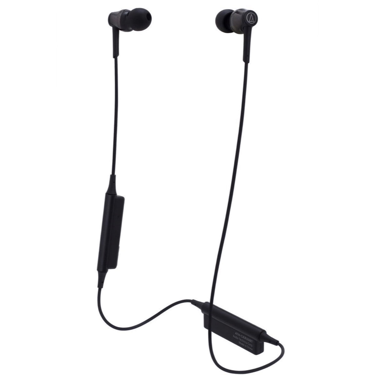 Audio-Technica ATH-CKR35BT Wireless In-Ear Headphones, Black