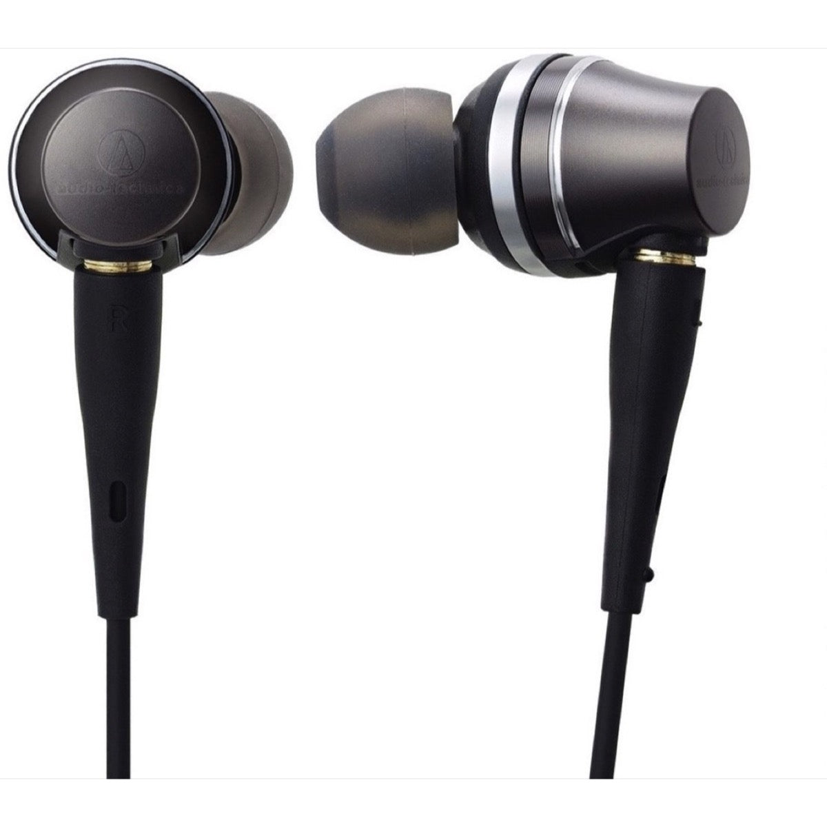 Audio-Technica ATH-CKR90iS Sound Reality In-Ear High-Resolution Headphones