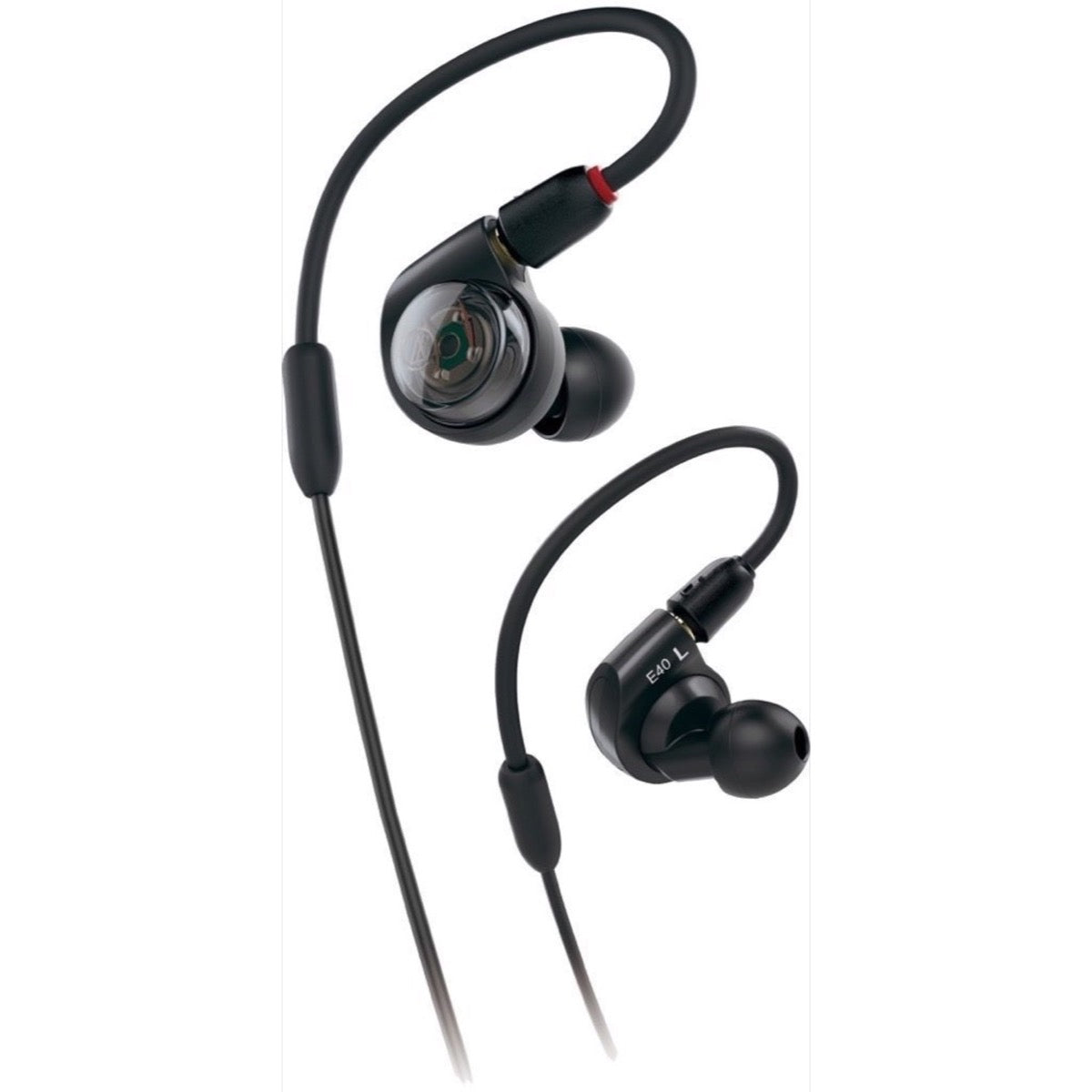 Audio-Technica ATH-E40 Professional In-Ear Monitors
