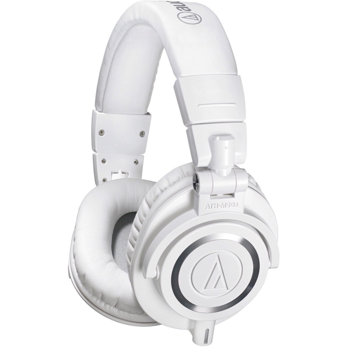 Audio-Technica ATH-M50x Headphones, White