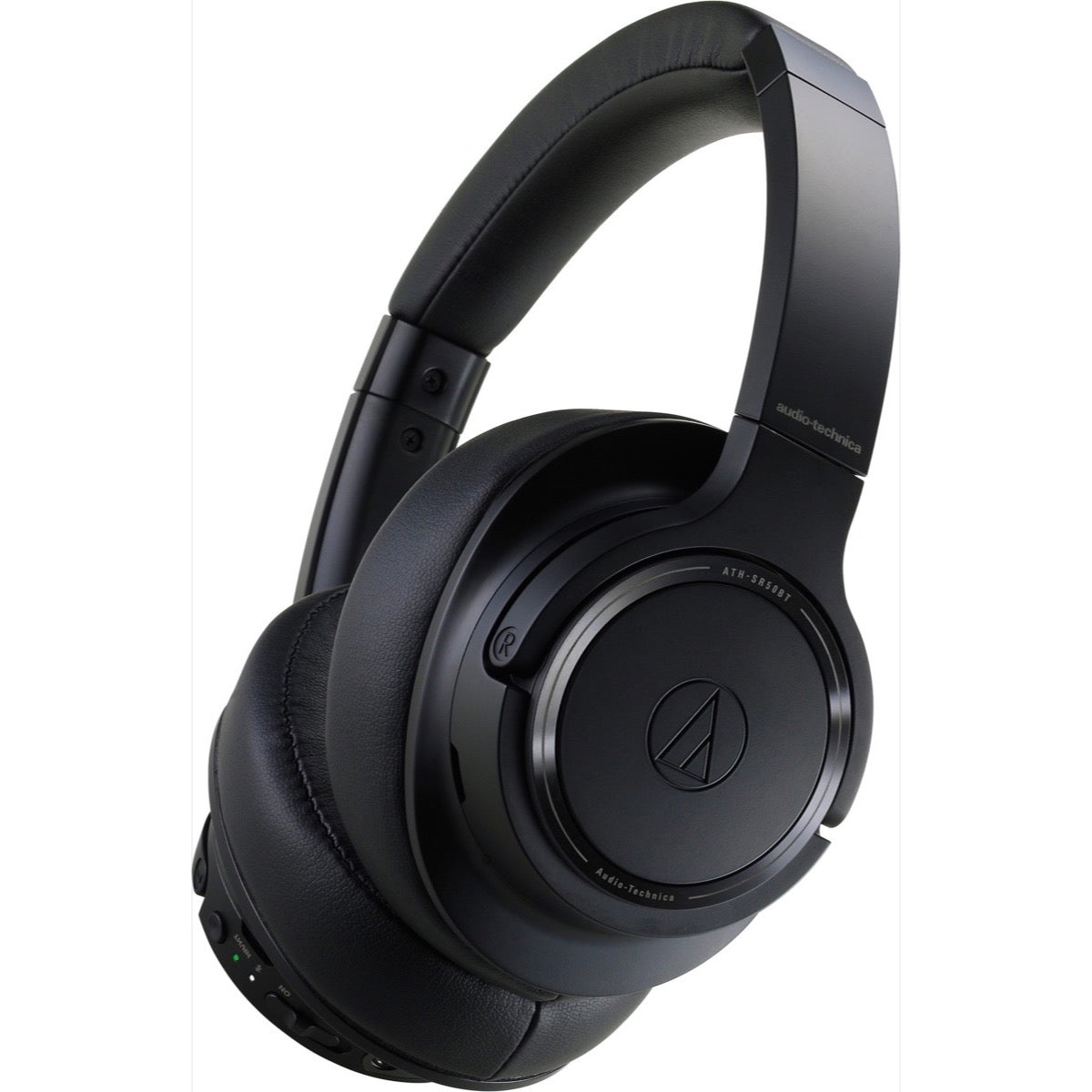 Audio-Technica ATH-SR50BT Wireless Headphones, Black