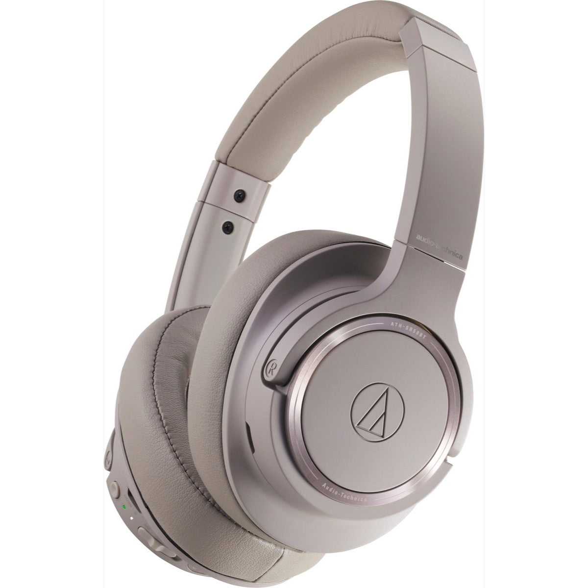 Audio-Technica ATH-SR50BT Wireless Headphones, Gray