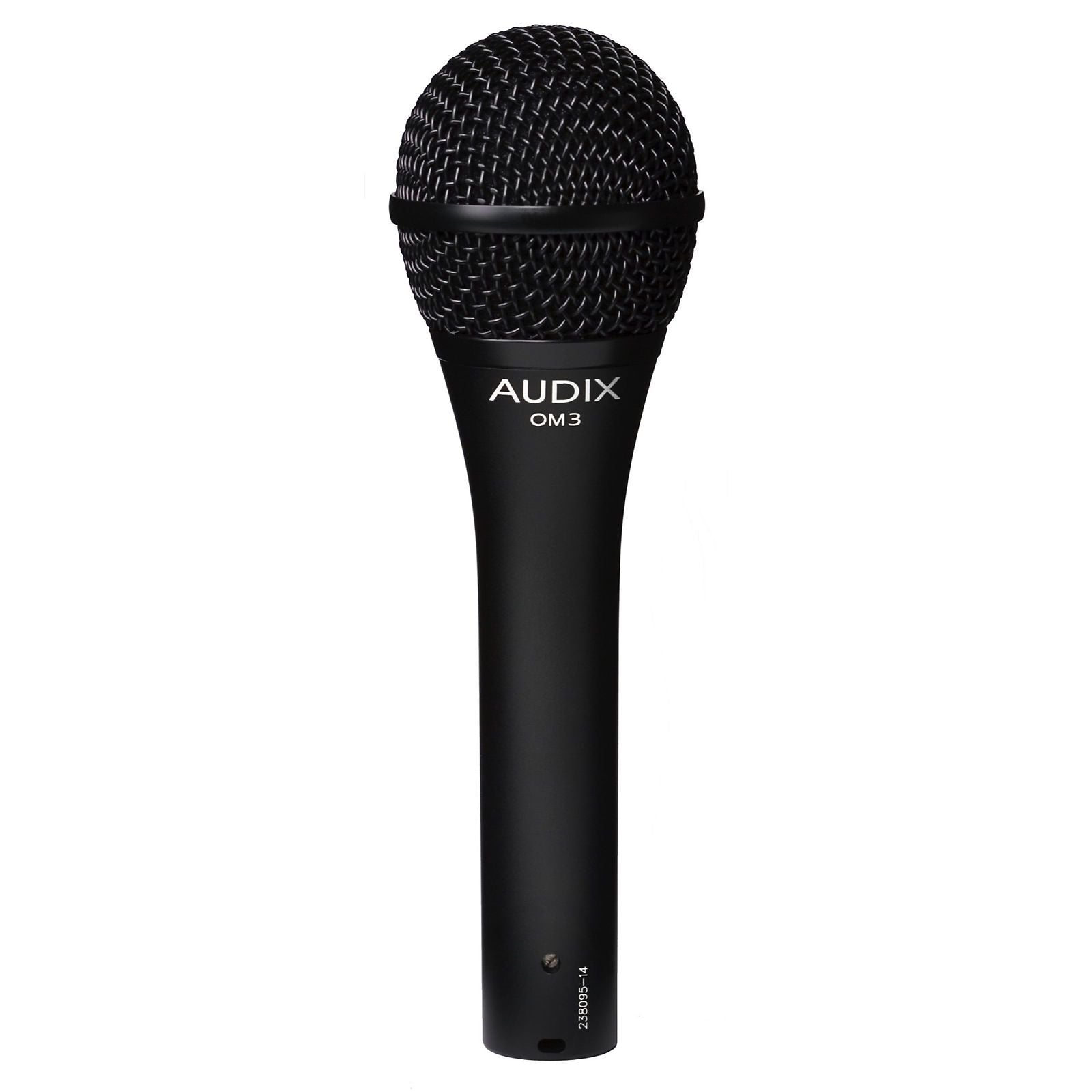 Audix OM3 Dynamic Hypercardioid Handheld Microphone