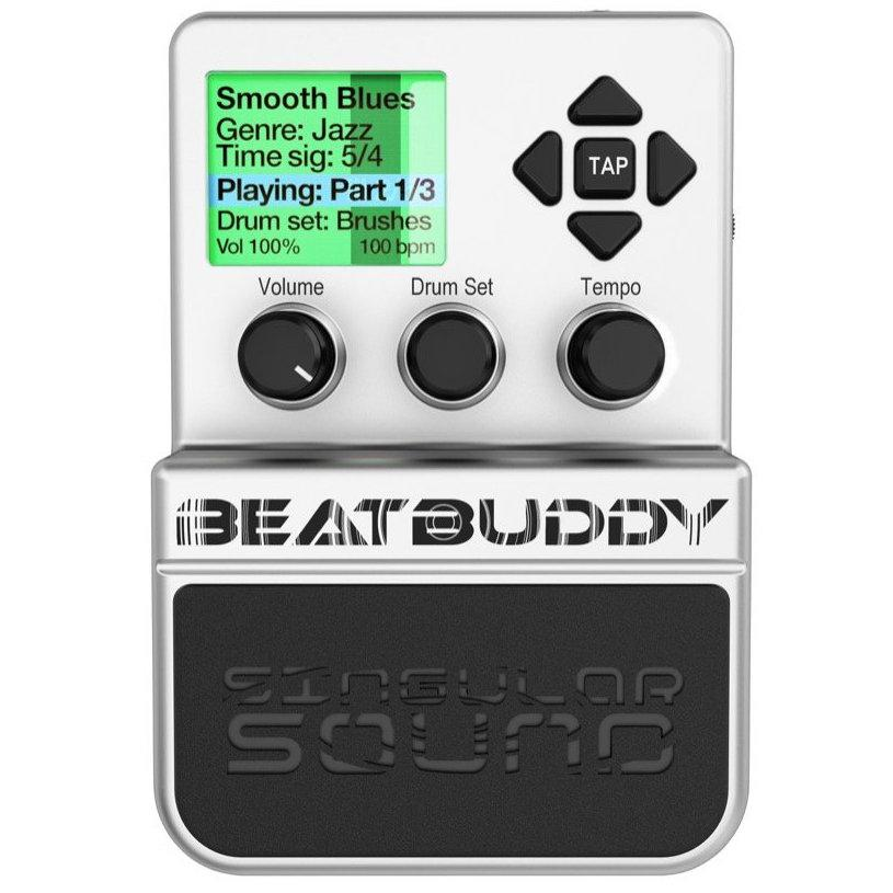 BeatBuddy Pedal Drum Machine Pedal
