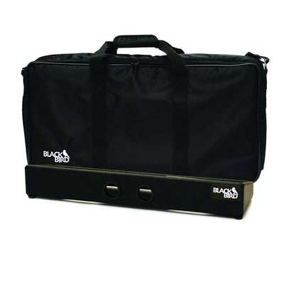 Blackbird Feather Board XL Pedalboard (with Bag), Black