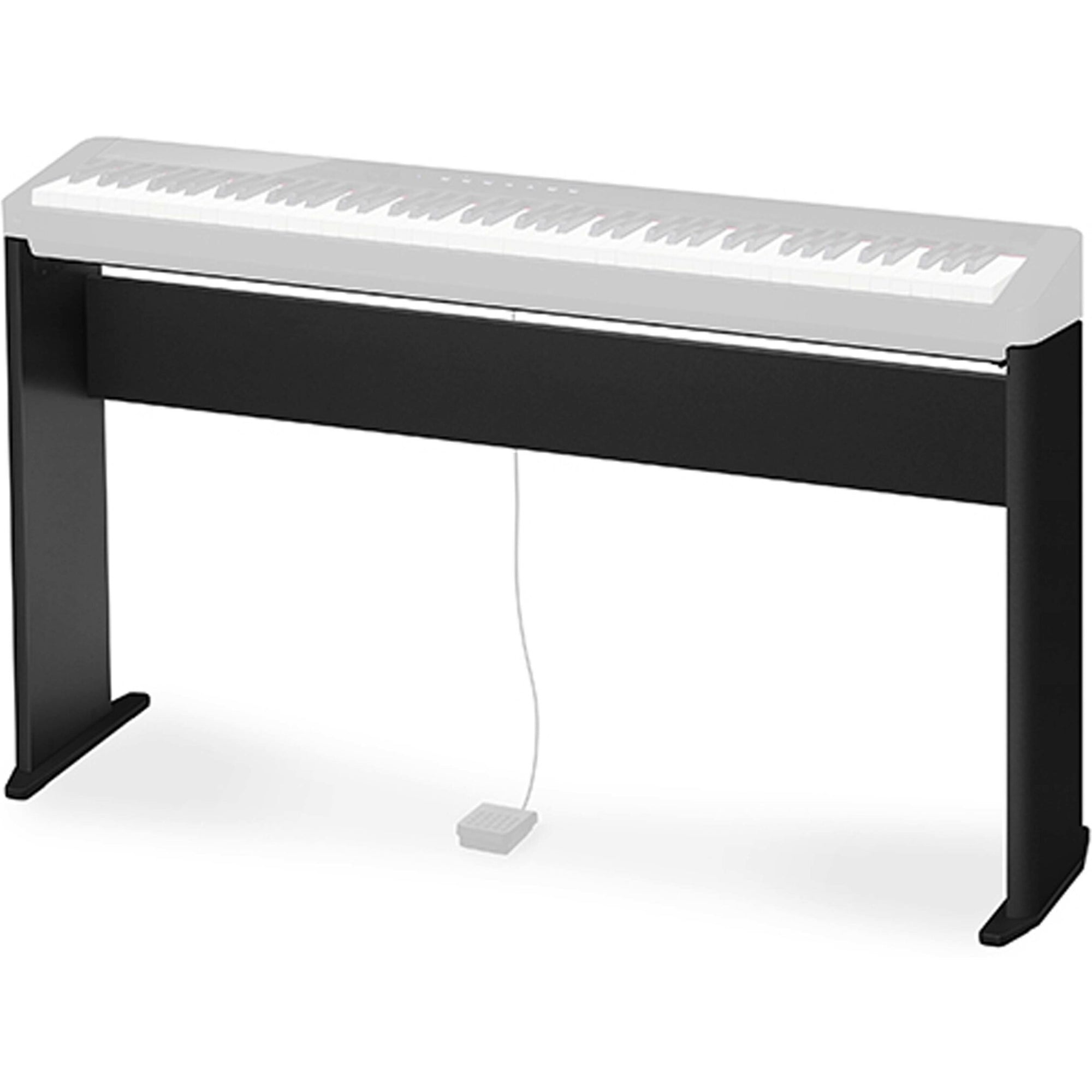 Casio CS-68 Stand for PXS Series Digital Piano, Black