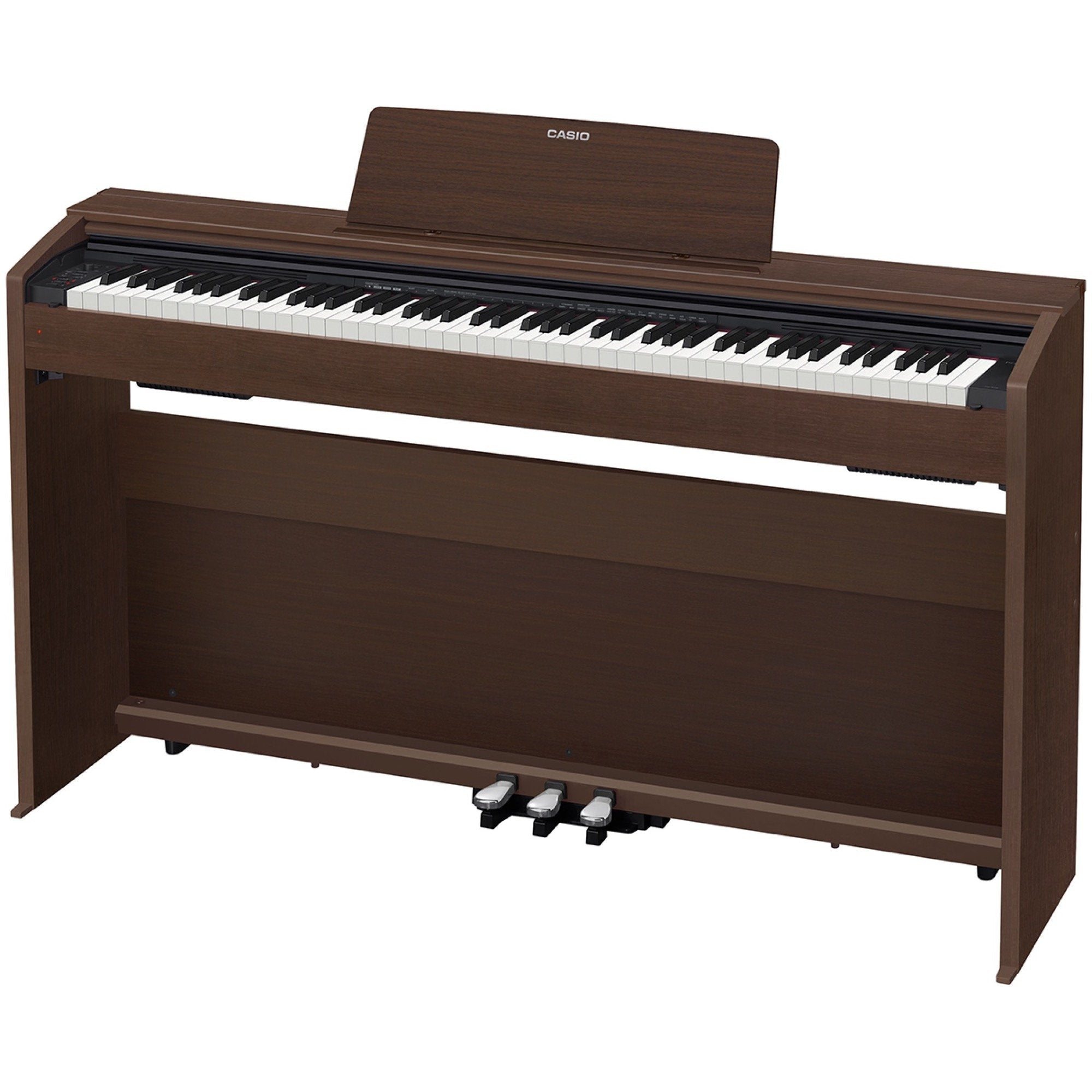 Casio PX-870 Privia Digital Piano, Brown