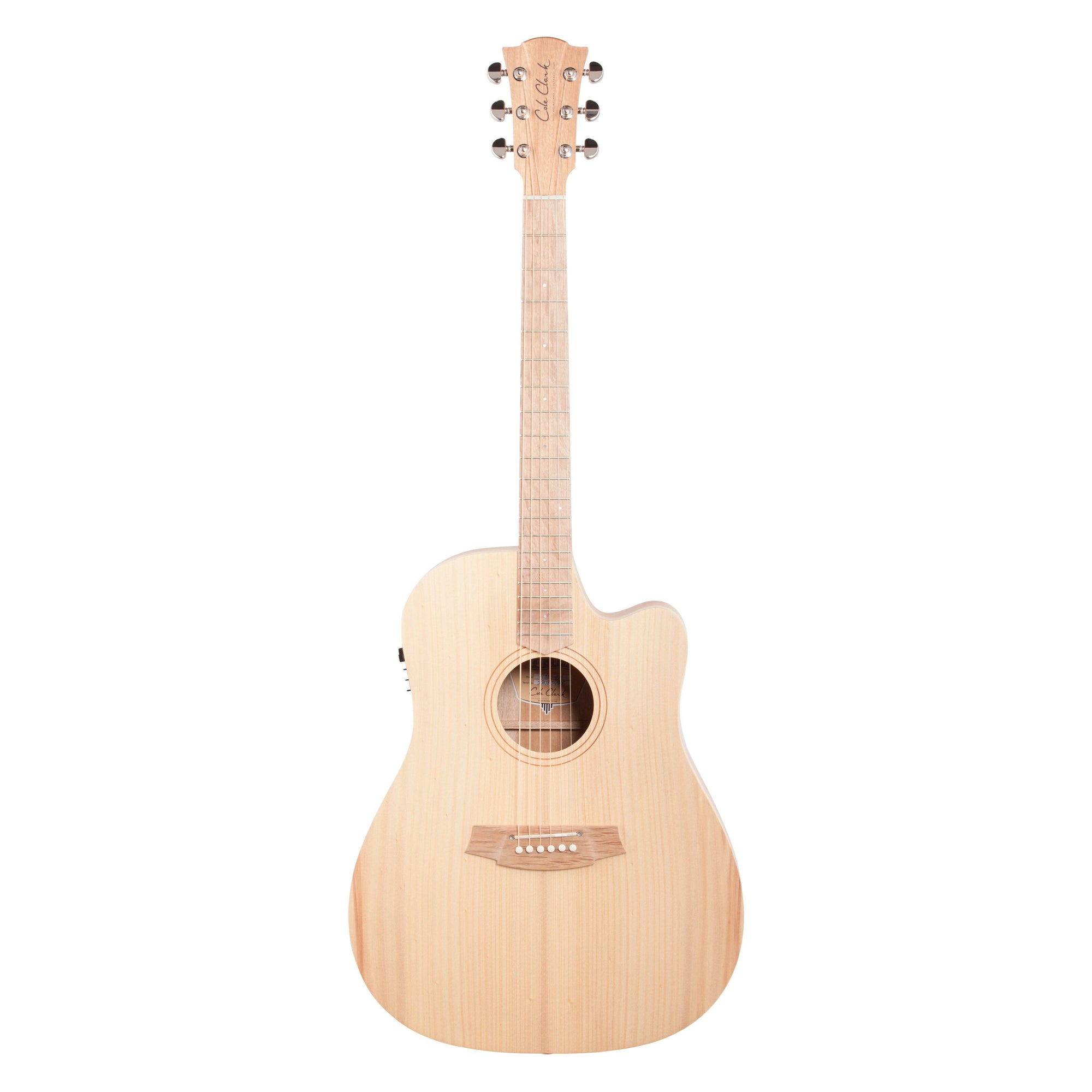 Cole Clark Fat Lady 1 Series Queensland Maple Acoustic-Electric Guitar