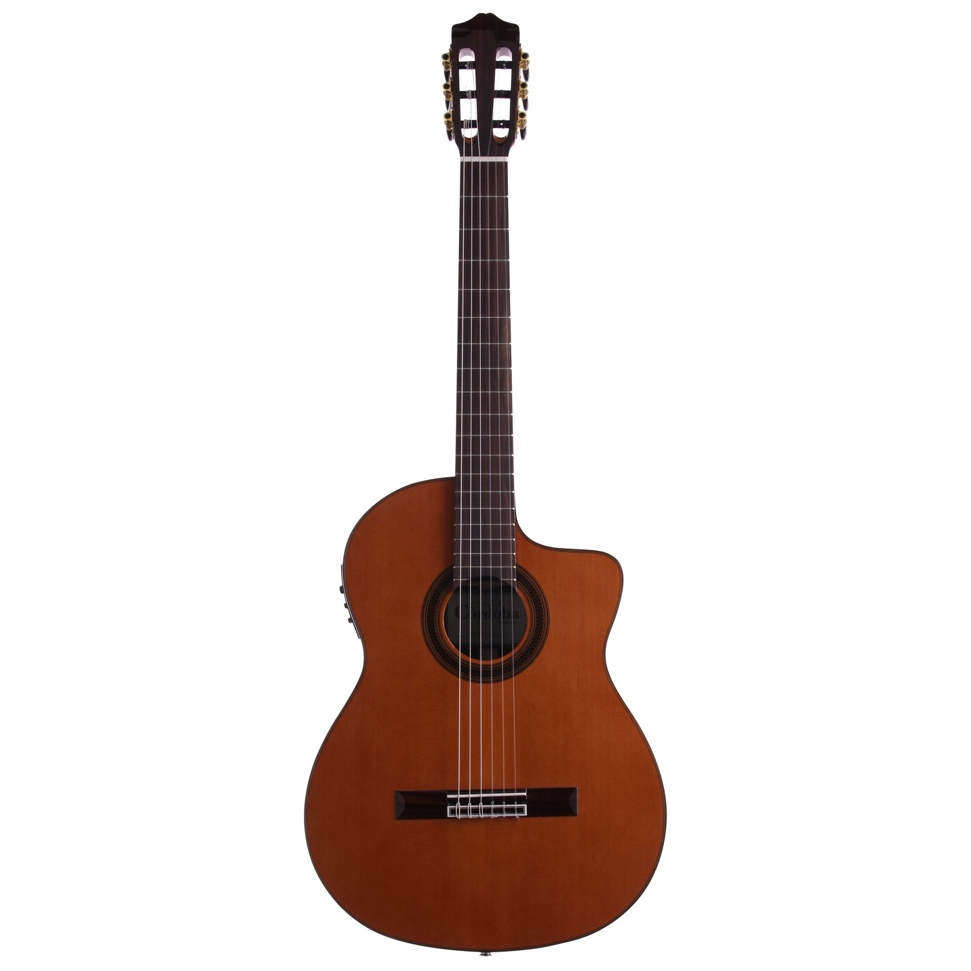 Cordoba C7-CE CDIN Classical Acoustic-Electric Guitar