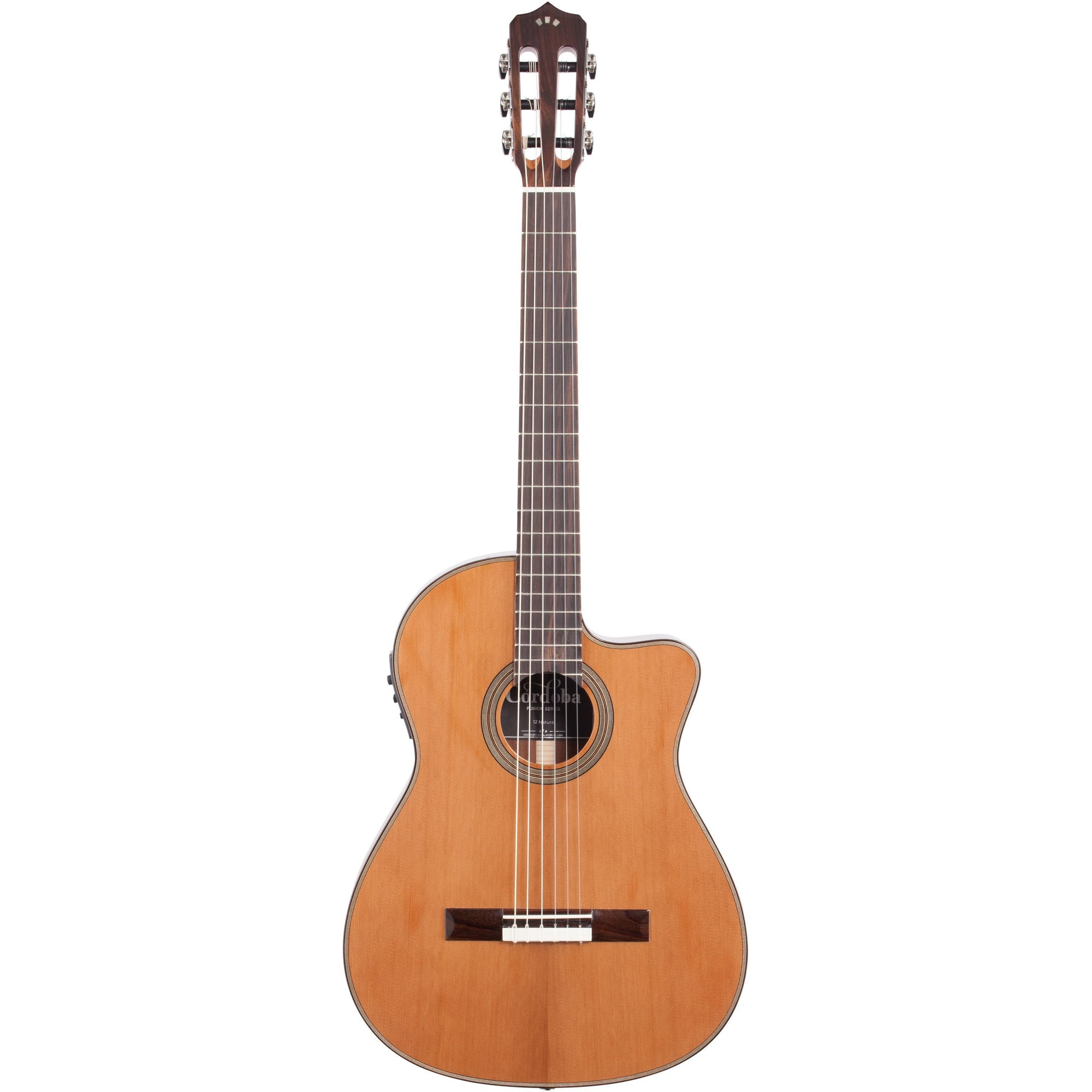 Cordoba Fusion 12 Natural Classical Acoustic-Electric Guitar