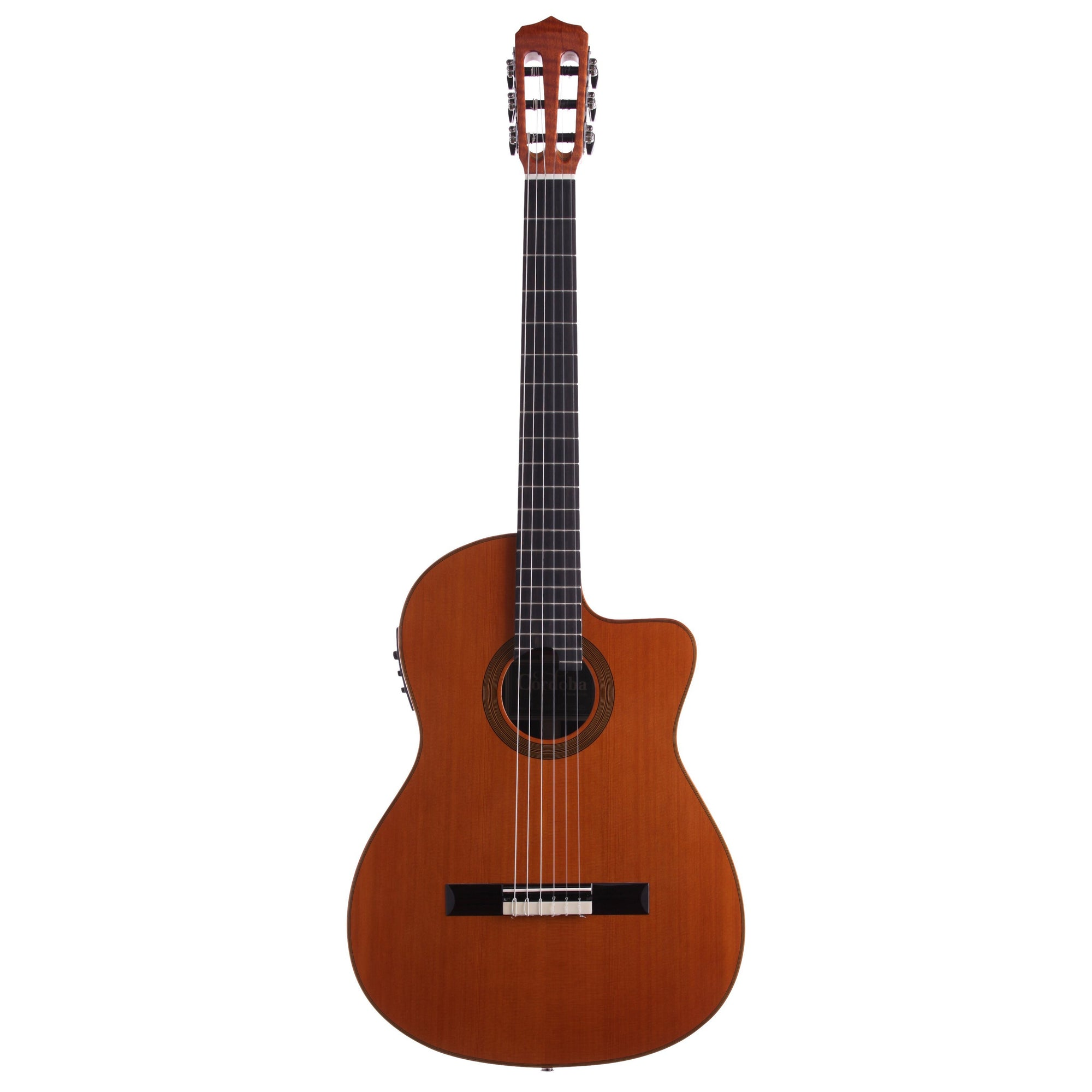 Cordoba Fusion Orchestra CE CDIN Classical Acoustic-Electric Guitar, Solid Canadian Cedar Top
