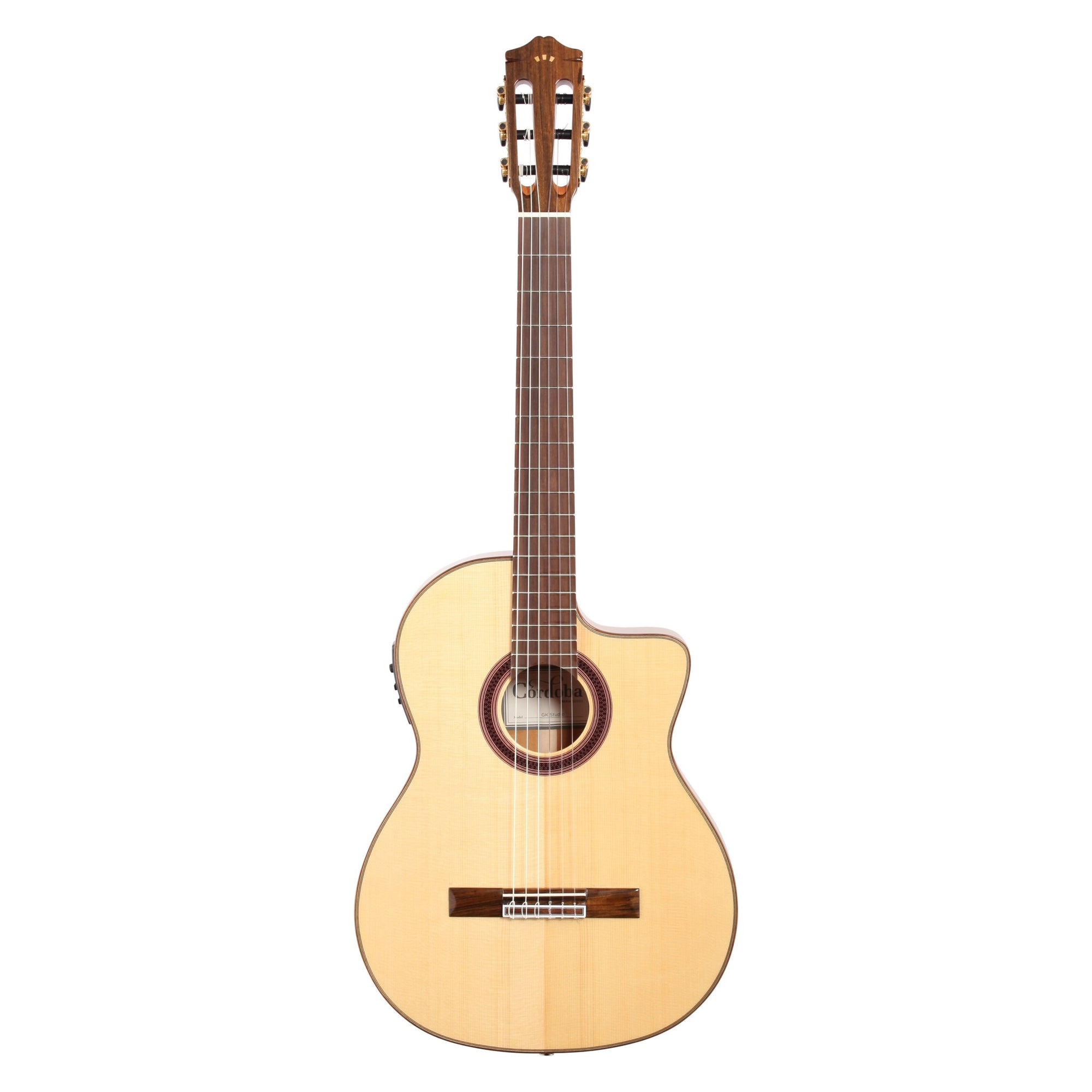 Cordoba GK Studio Flamenco Classical Acoustic-Electric Guitar