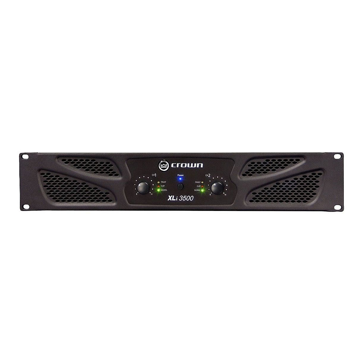 Crown XLI3500 Power Amplifier (1350 Watts)