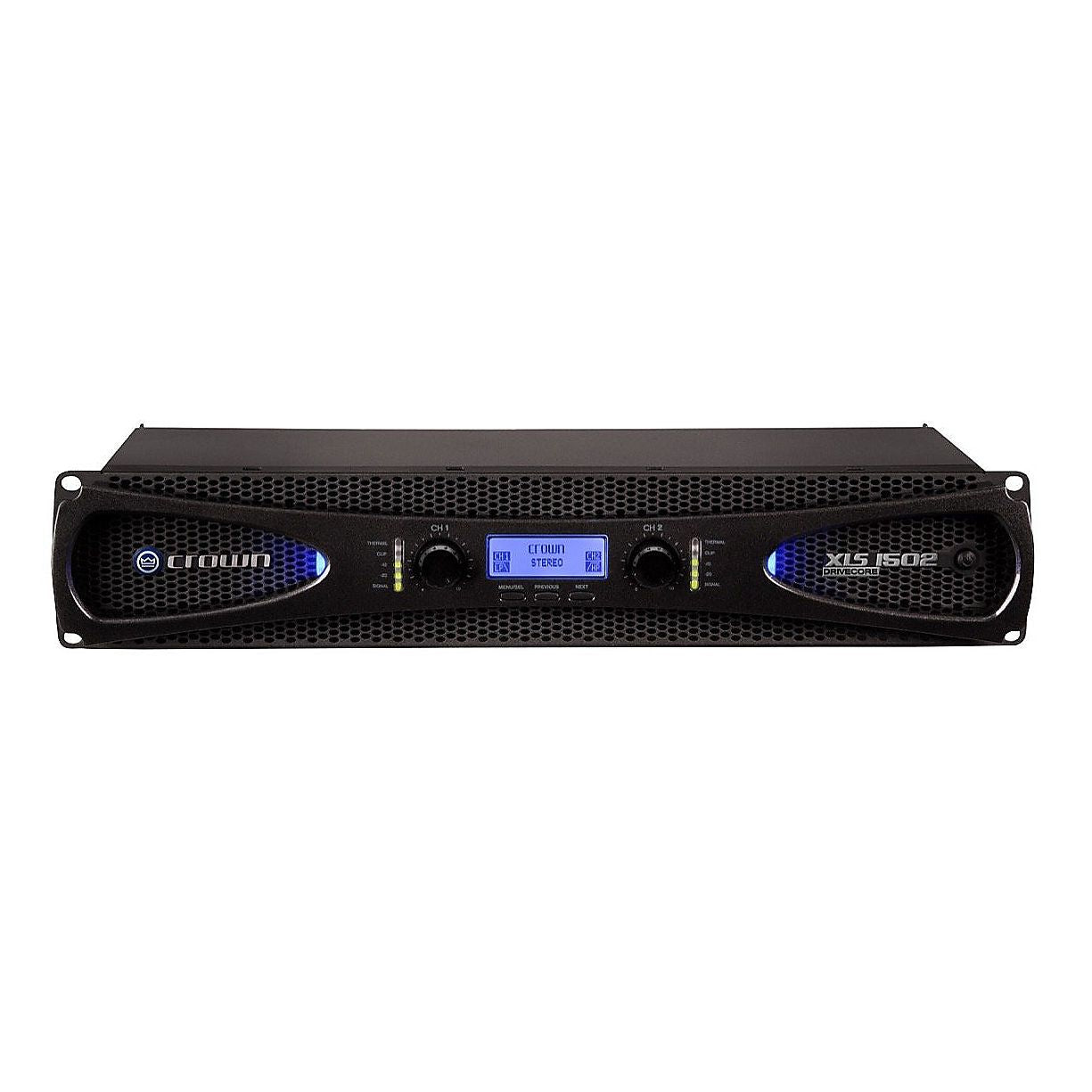 Crown XLS1502 DriveCore 2 Power Amplifier (1550 Watts)