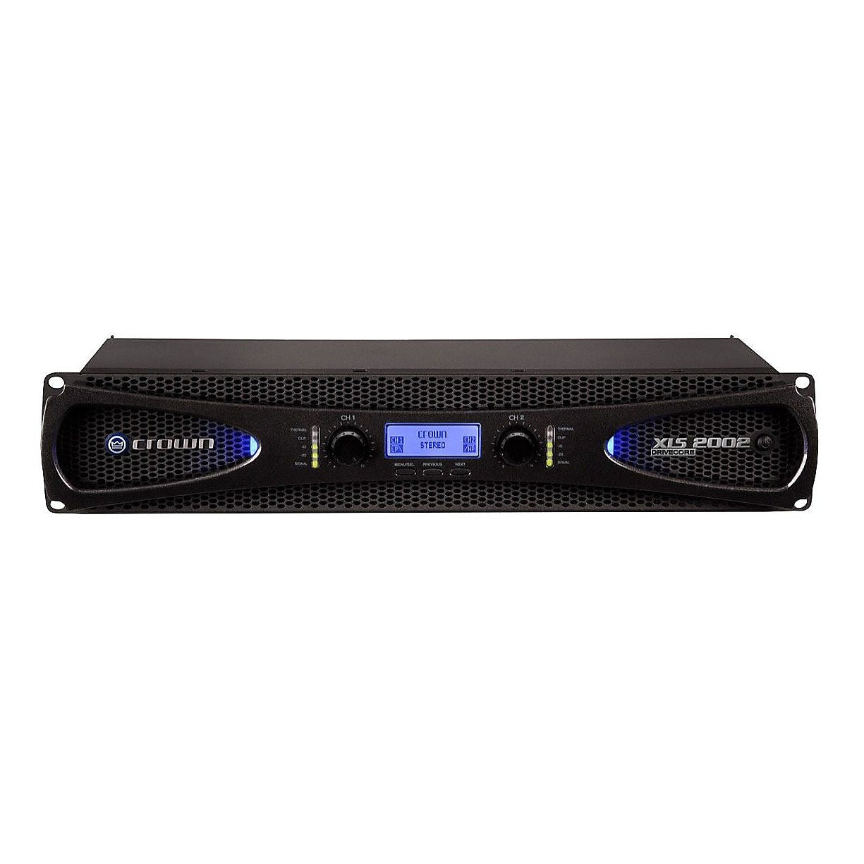 Crown XLS2002 DriveCore 2 Power Amplifier (2100 Watts)