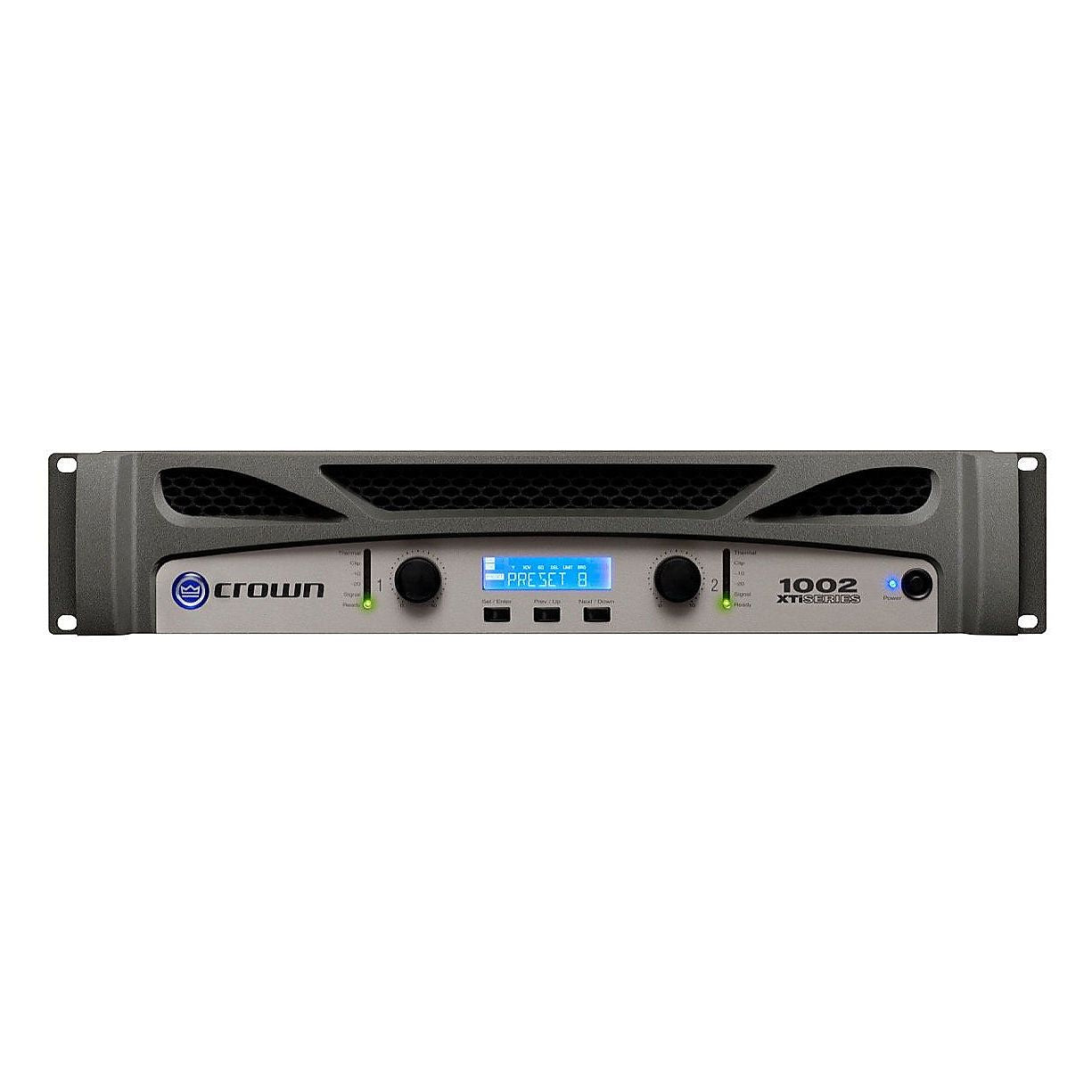 Crown XTi1002 Power Amplifier with DSP, 1400 Watts