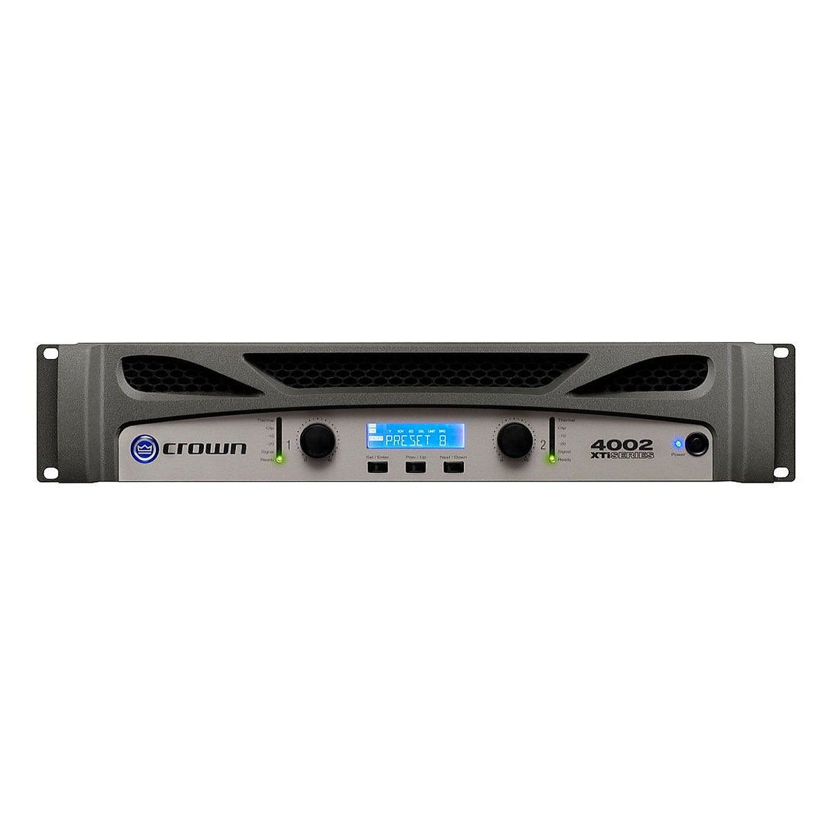 Crown XTi4002 Power Amplifier with DSP, 3200 Watts