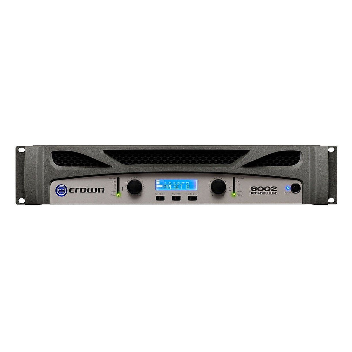 Crown XTi6002 Power Amplifier with DSP, 6000 Watts