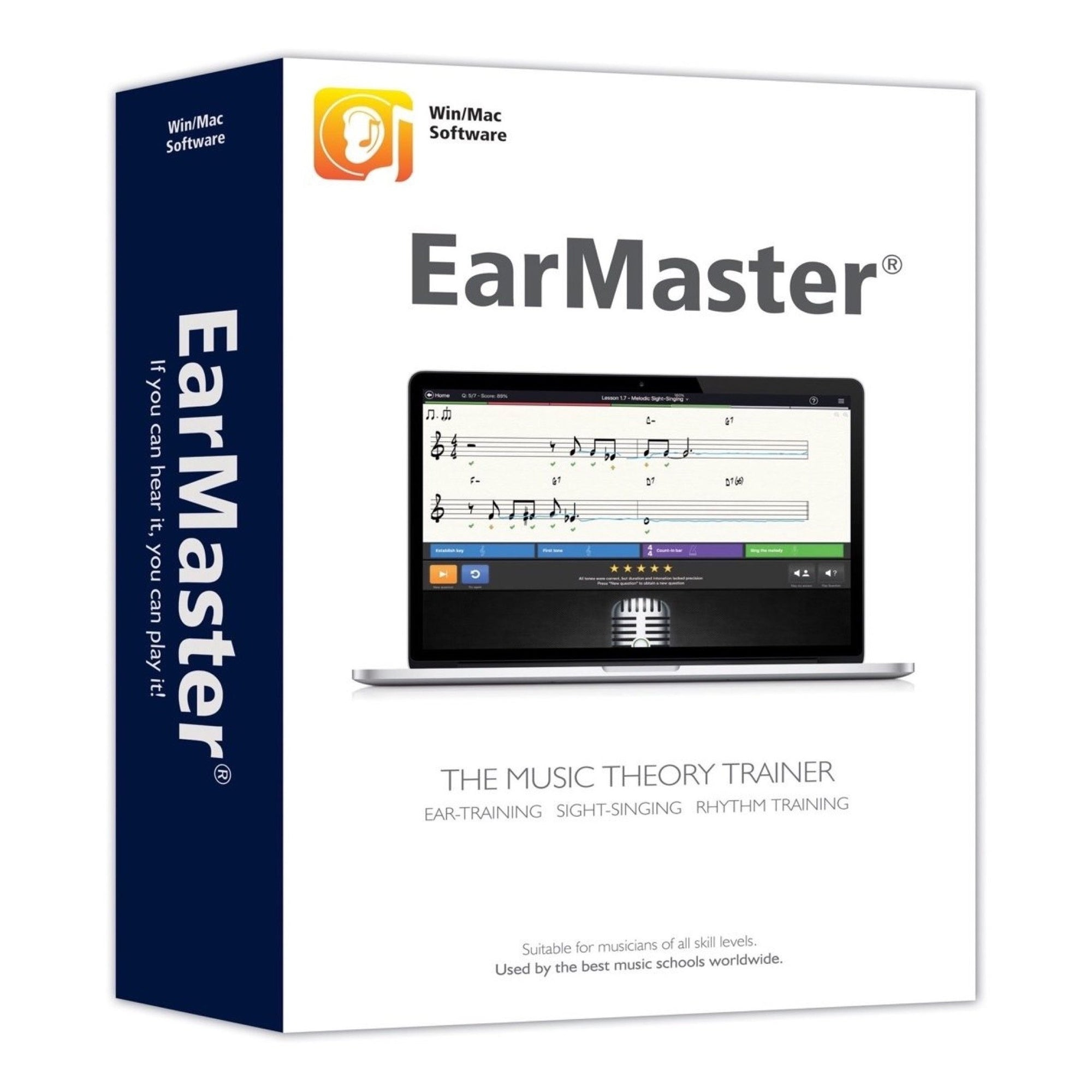 EarMaster Pro 7 Ear Training Software
