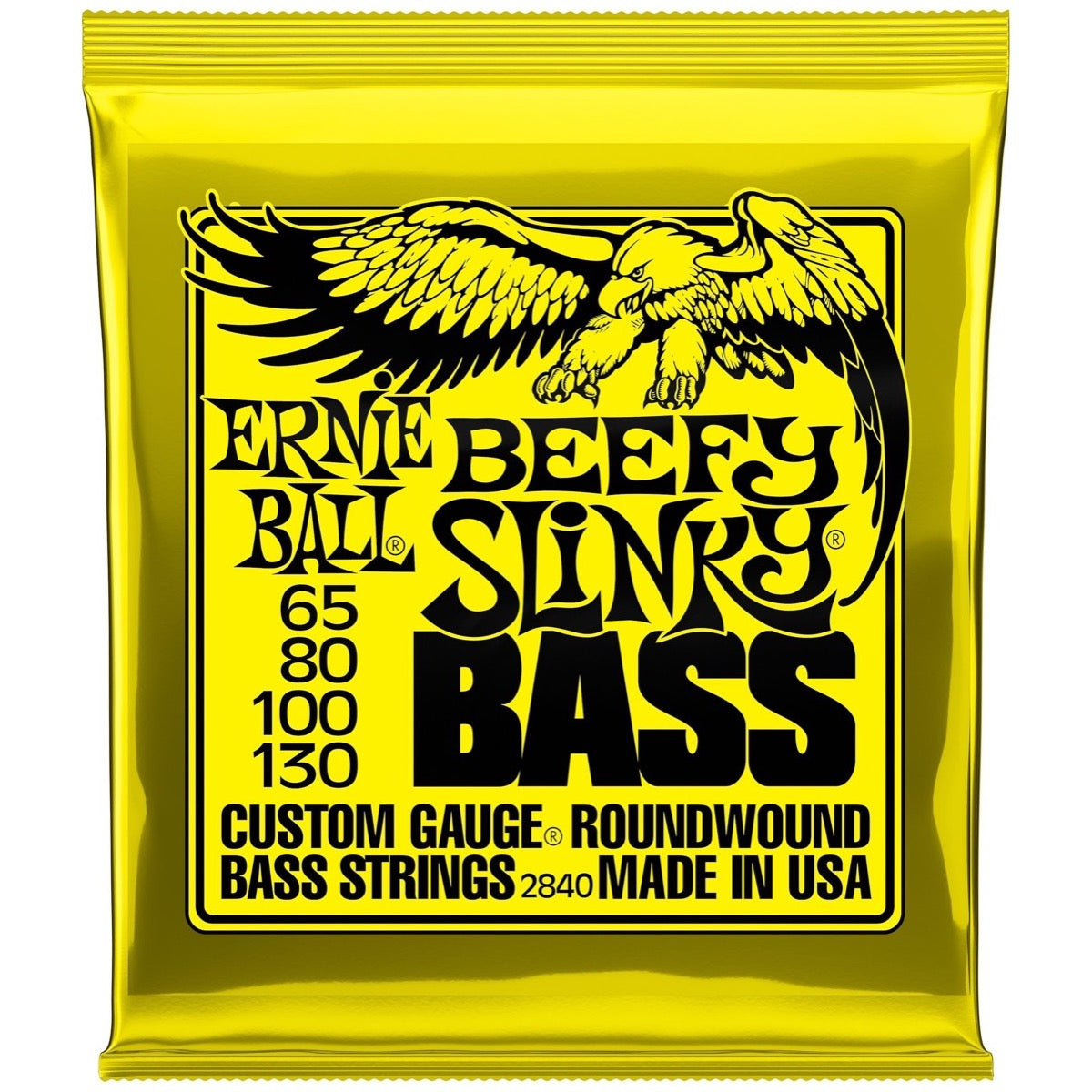 Ernie Ball 2840 Beefy Slinky Electric Bass Strings