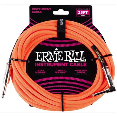 Ernie Ball Braided Guitar Cable