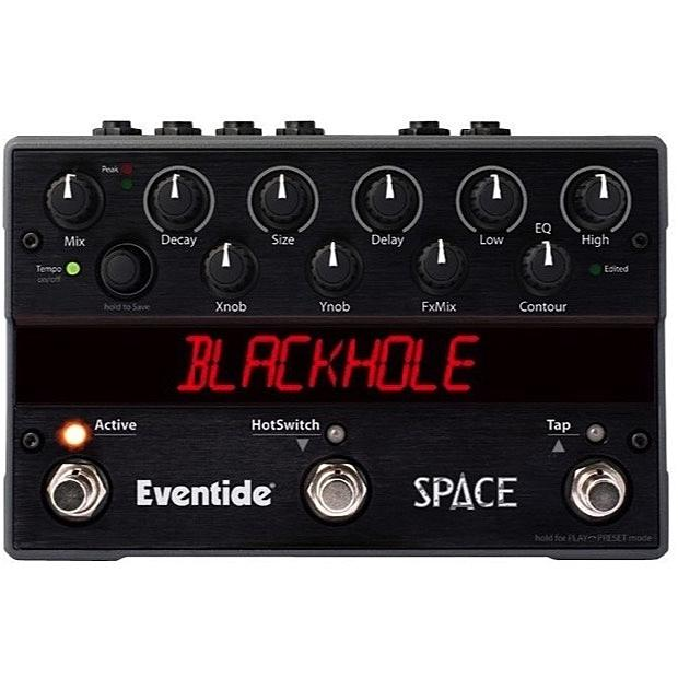 Eventide Space Reverb Pedal, with Free M-Audio Expression Pedal