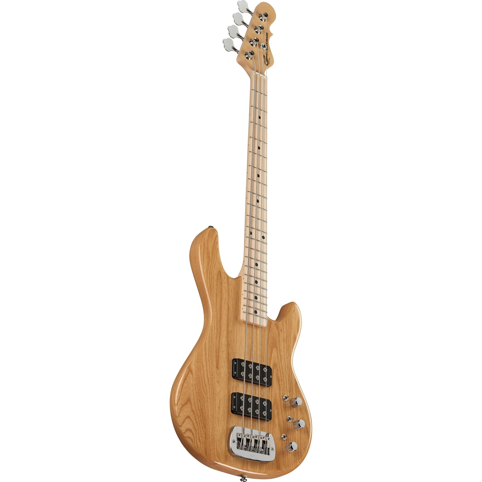 G&L Tribute L2000 Electric Bass, Maple Fingerboard, Natural Gloss