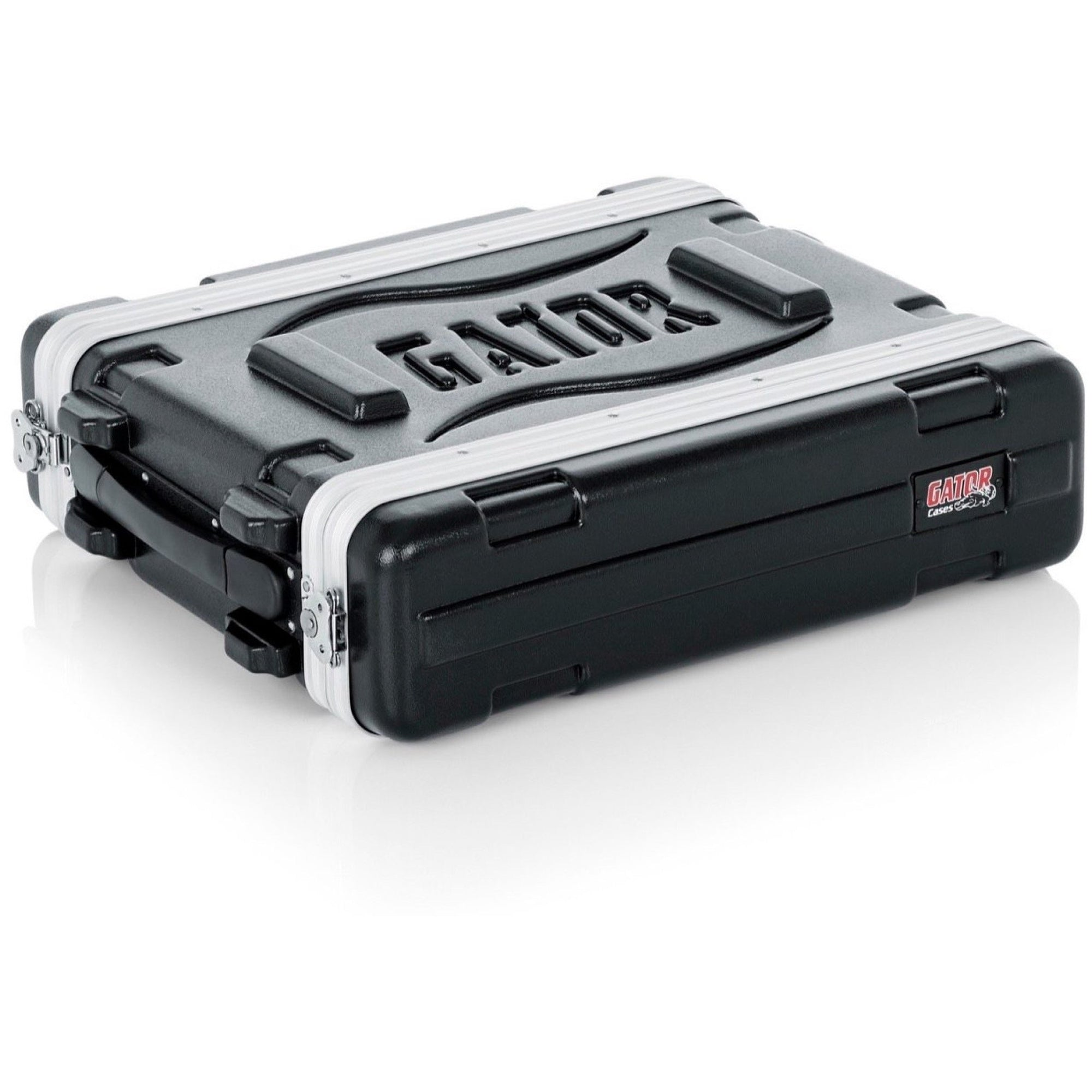 Gator Shallow Audio Rack Case, GR-2S, 2-Space