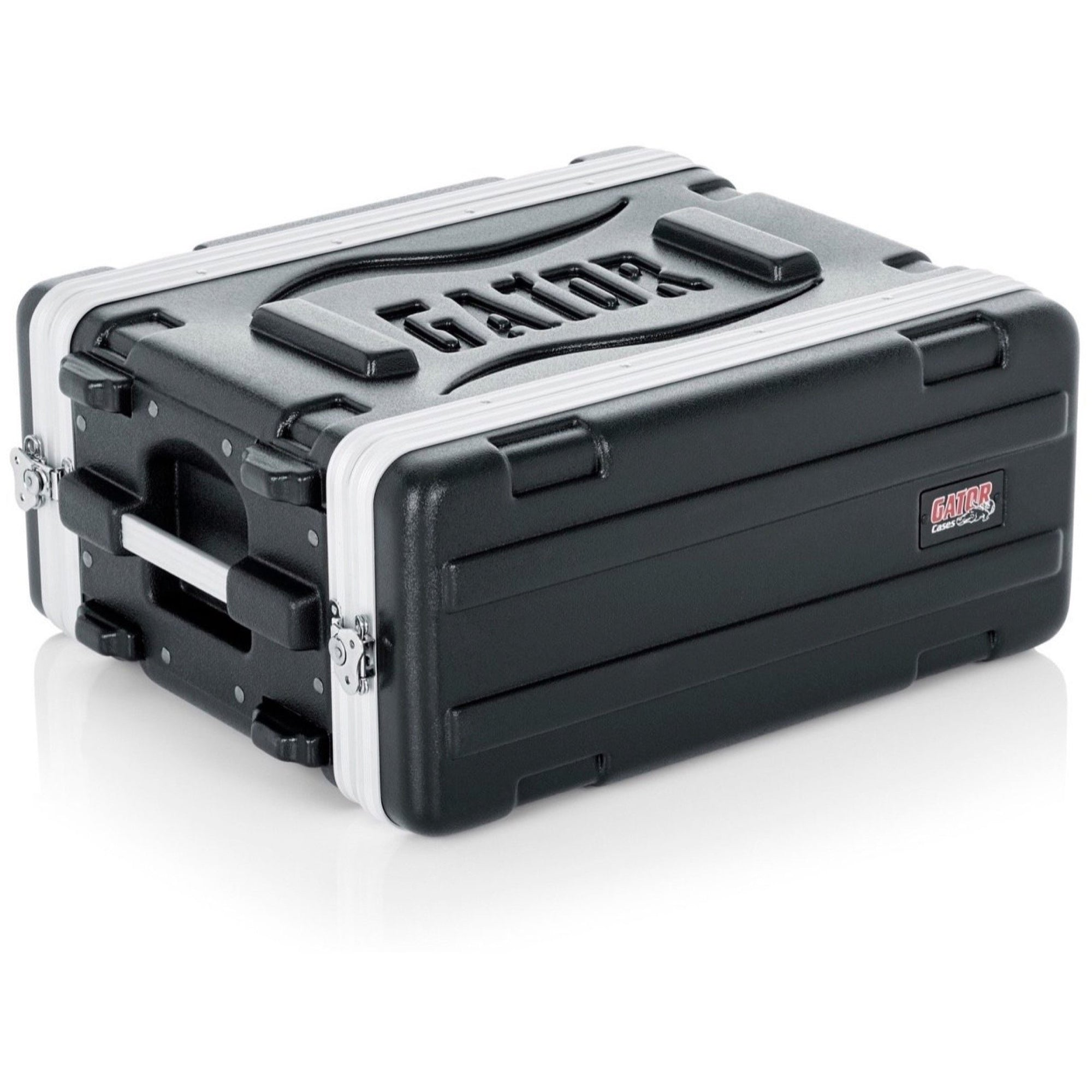 Gator Shallow Audio Rack Case, GR-4S, 4-Space