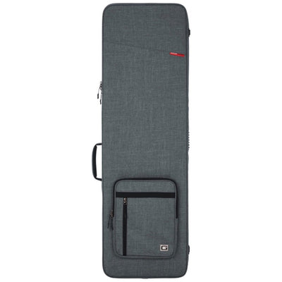 Gator Transit Series Lightweight Electric Bass Case, Gray