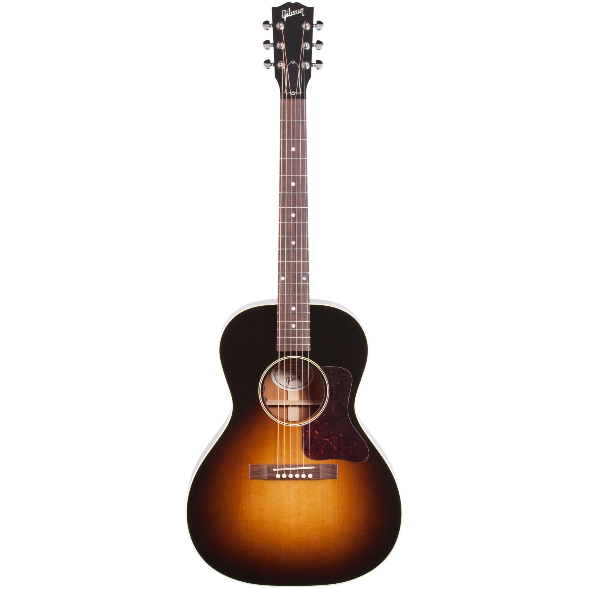 Gibson L-00 Standard Acoustic-Electric Guitar (with Case), Vintage Sunburst