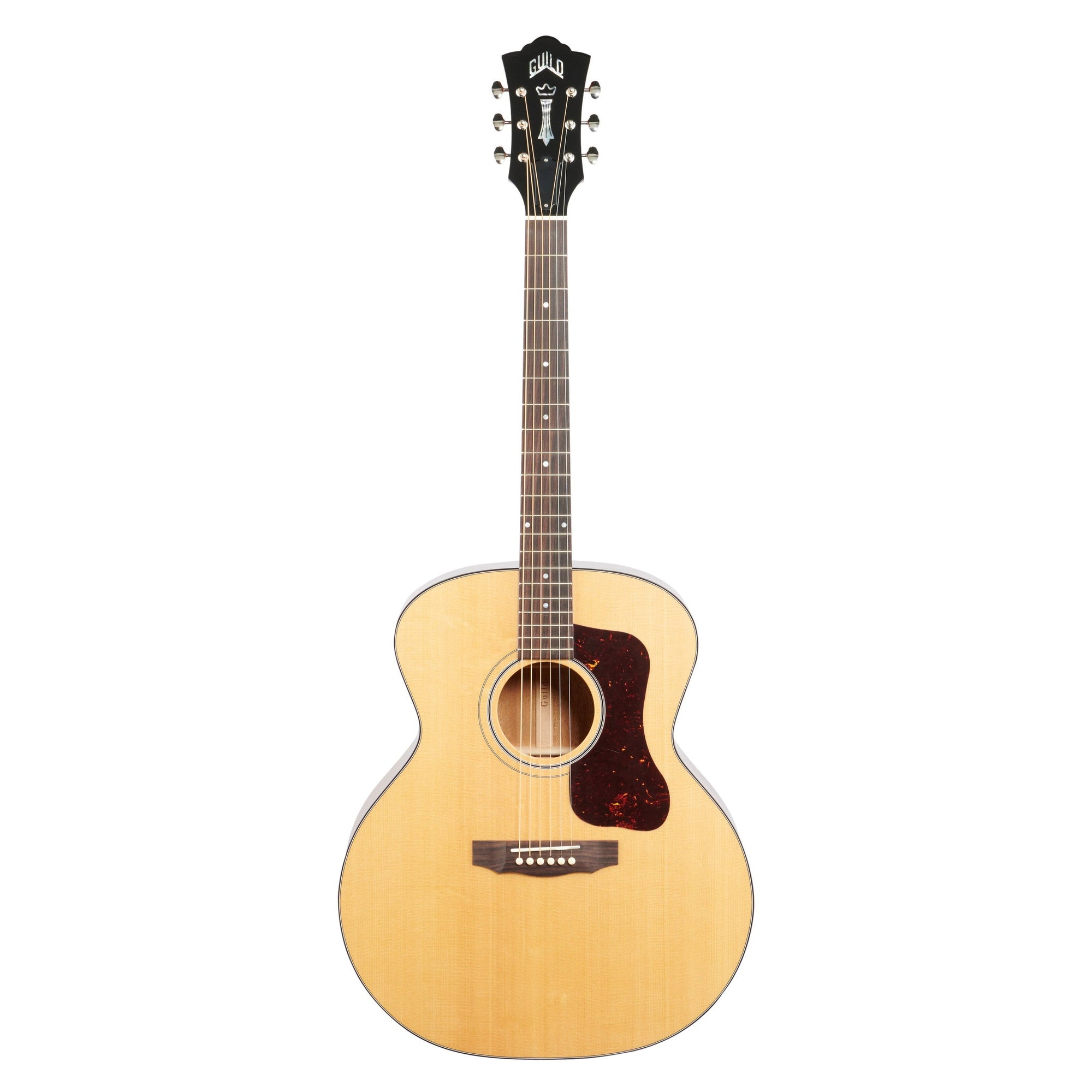 Guild F-40 Traditional Jumbo Acoustic Guitar (with Case)
