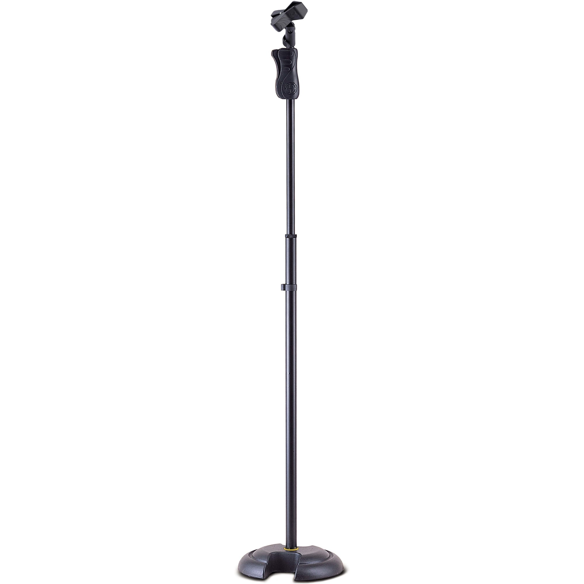 Hercules MS201B EZ Grip H Base Microphone Stand