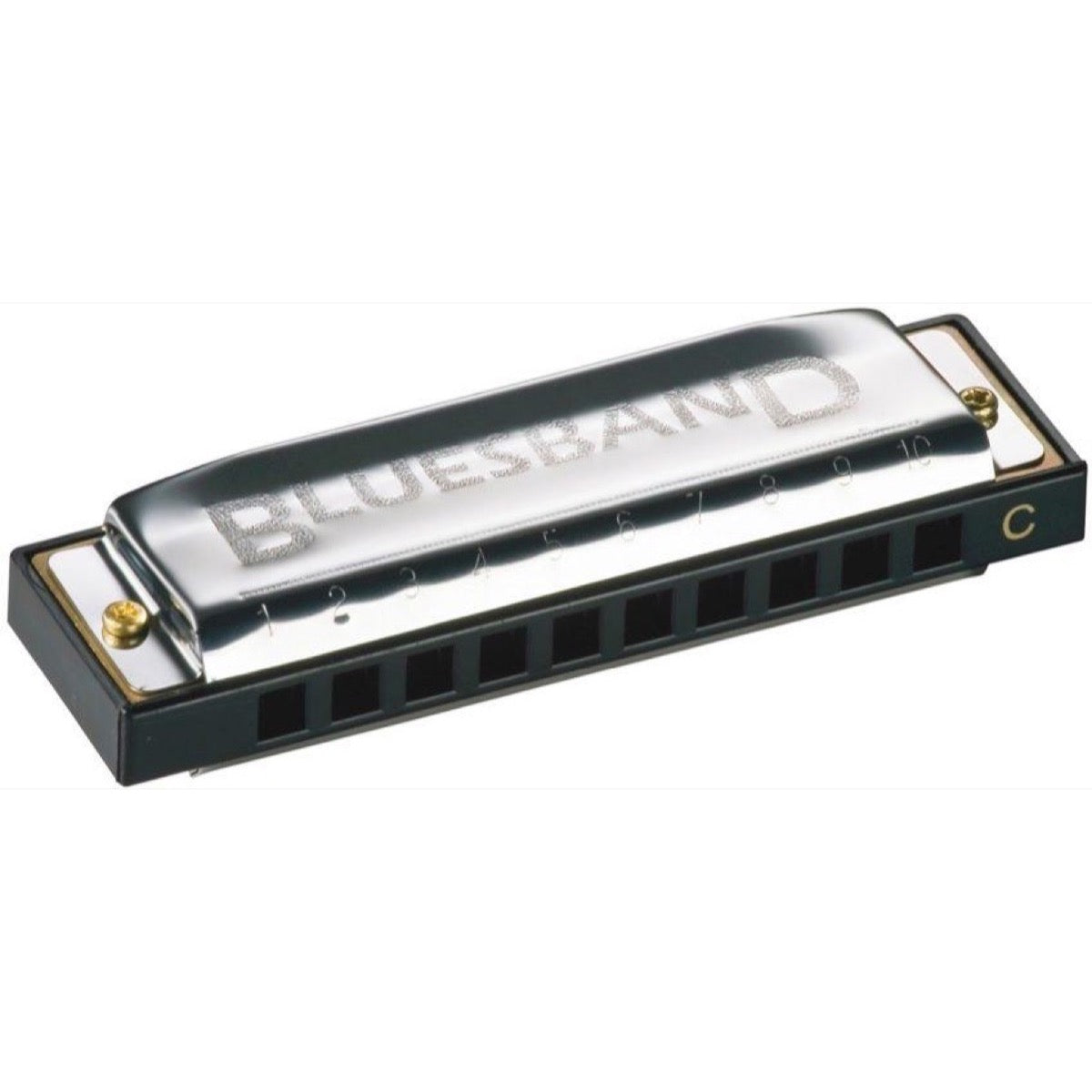 Hohner 1501 Blues Band Harmonica, Key of C