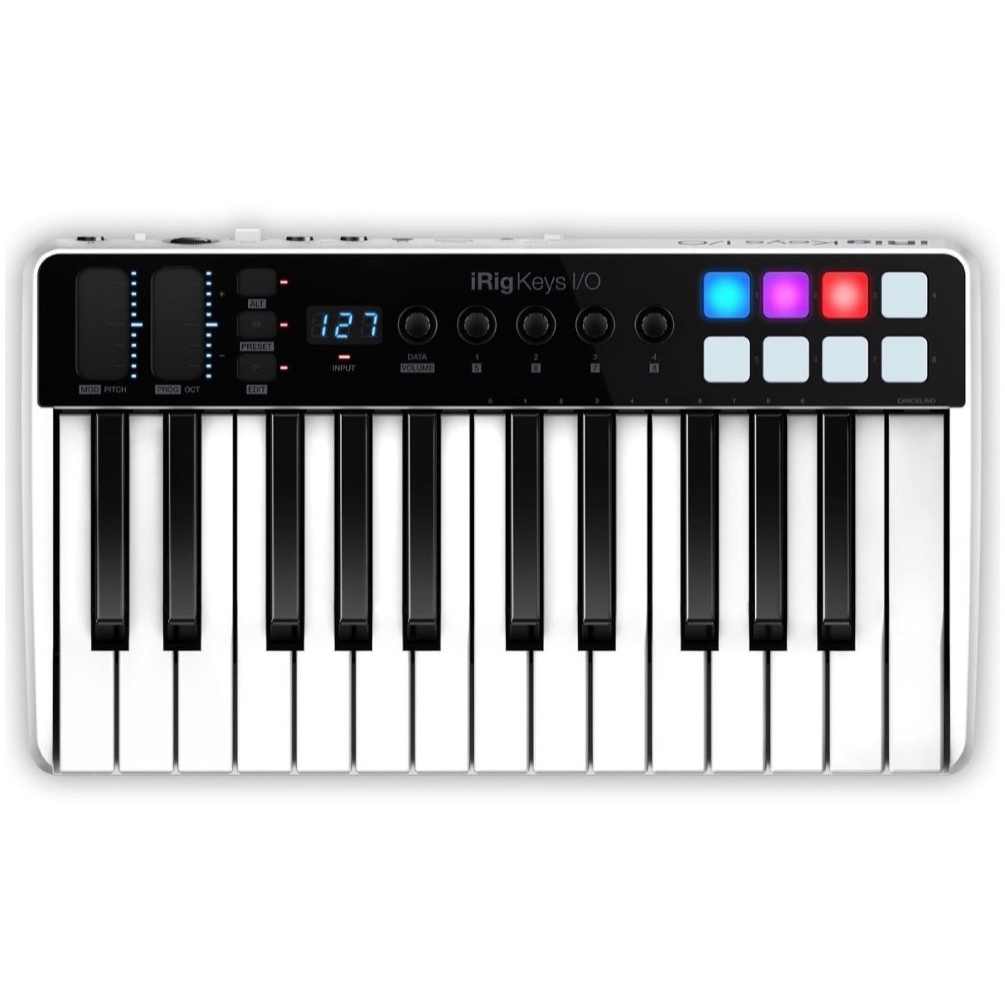 IK Multimedia iRig Keys IO 25 Keyboard Controller