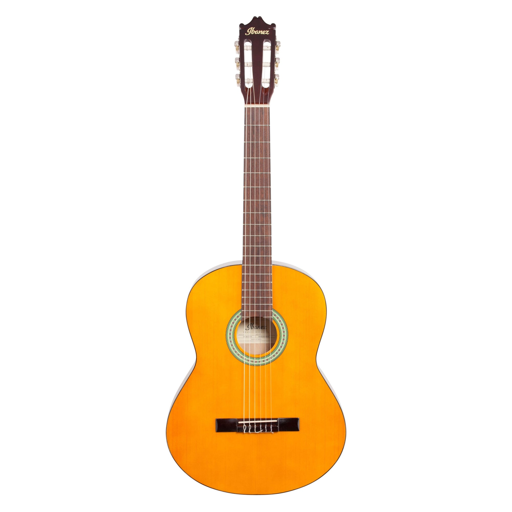 Ibanez GA30 Classical Guitar, Amber High Gloss