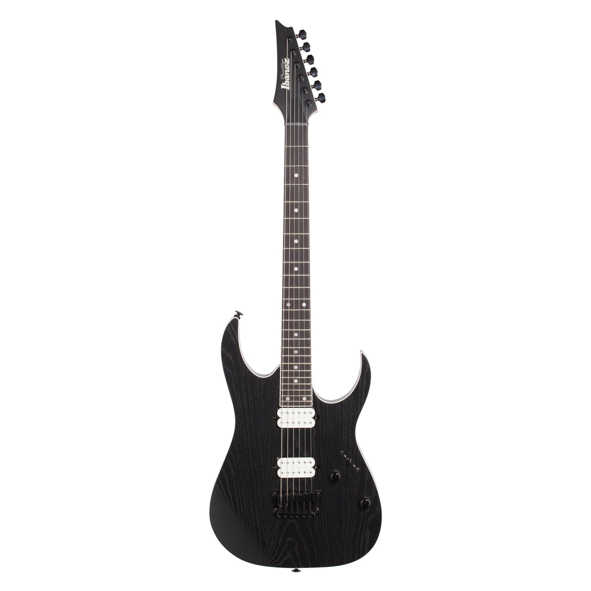 Ibanez RGR652AHBF Prestige Electric Guitar (with Case), Weathered Black