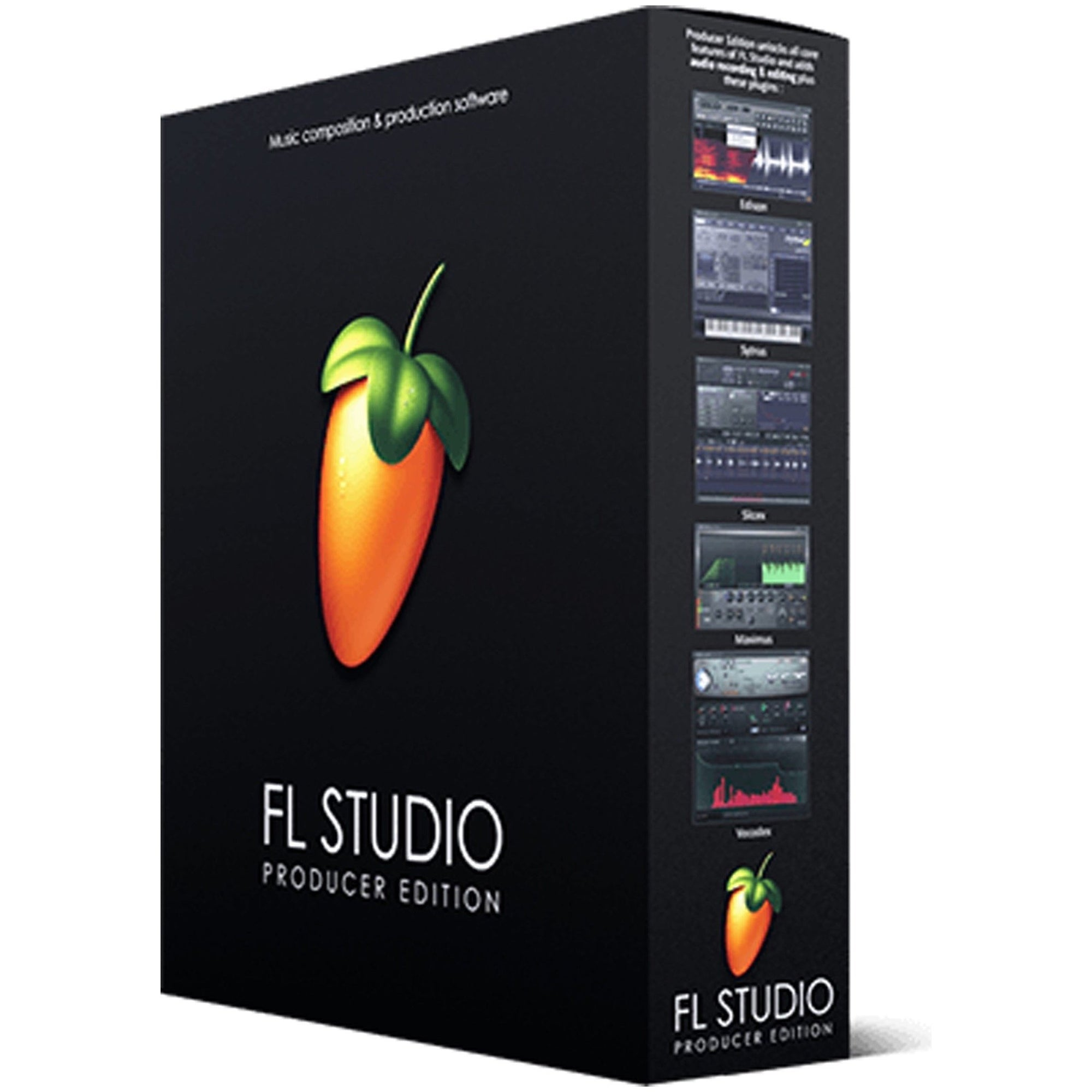 Image Line FL Studio 20 Producer Edition Software